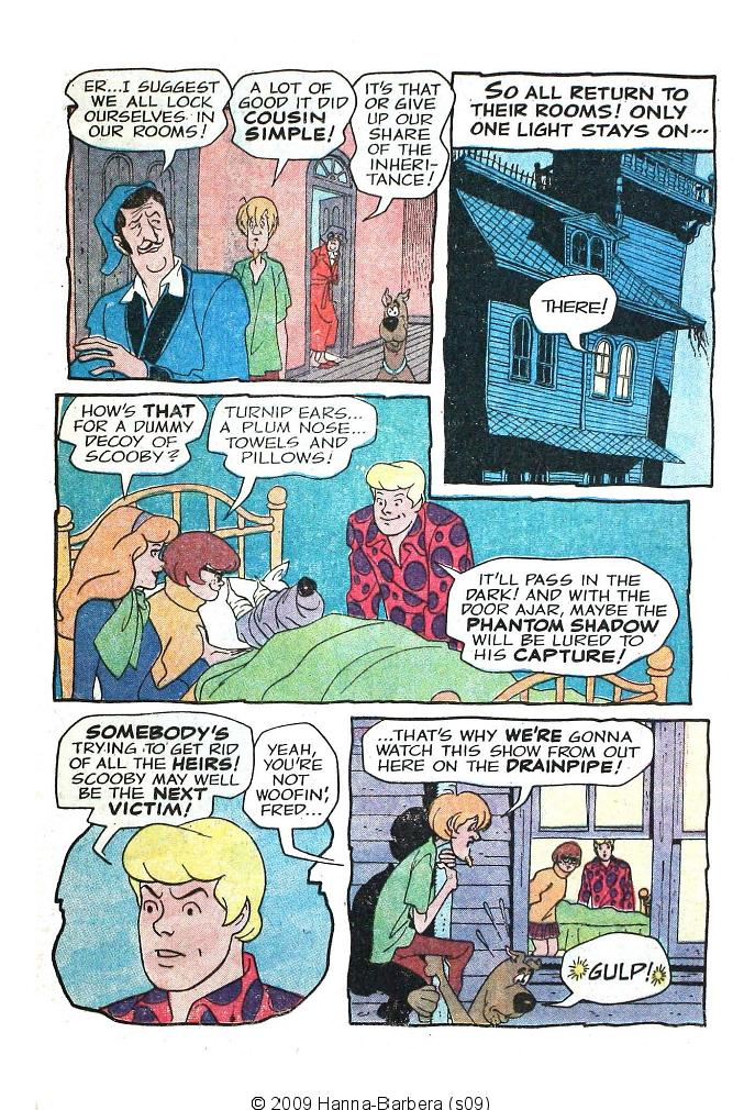 Read online Scooby-Doo... Where Are You! (1970) comic -  Issue #8 - 13