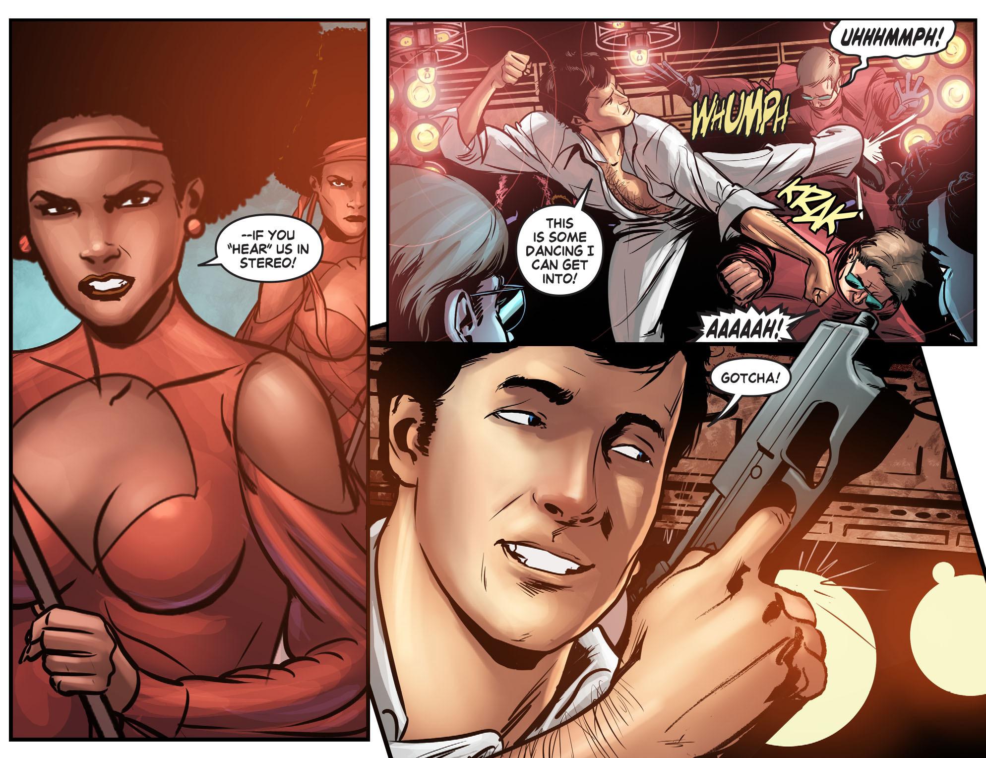 Read online Wonder Woman '77 [I] comic -  Issue #3 - 8
