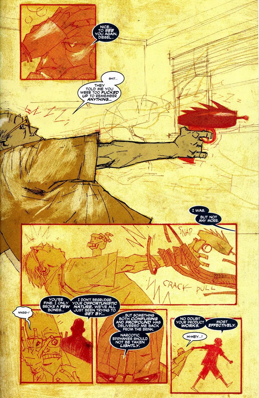 Read online Automatic Kafka comic -  Issue #1 - 24