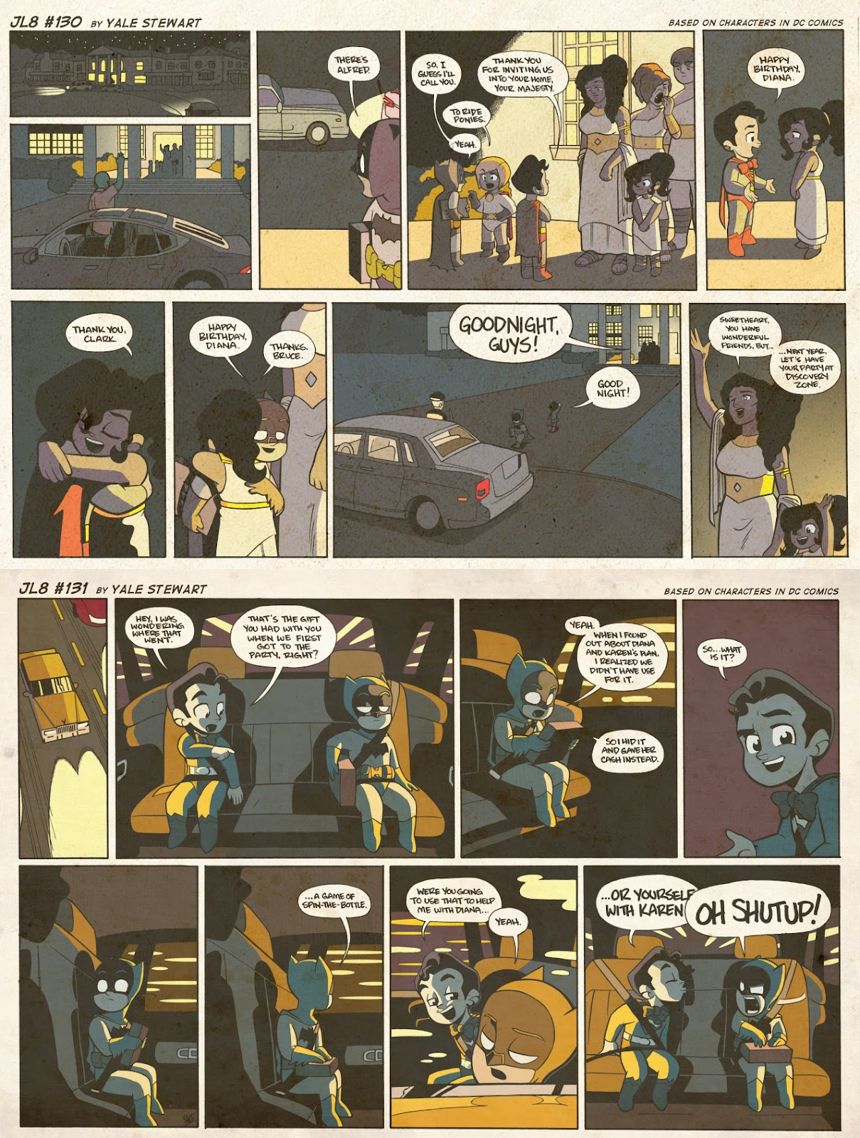 Read online JL8 – The Complete Collection comic -  Issue # TPB (Part 1) - 72