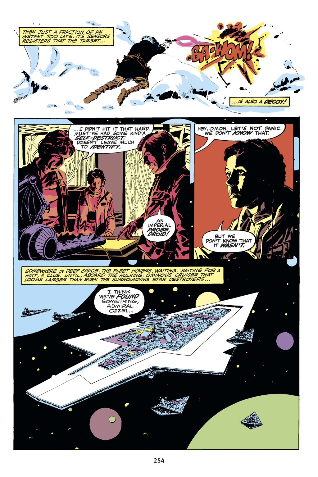 Read online Star Wars Omnibus comic -  Issue # Vol. 14 - 252