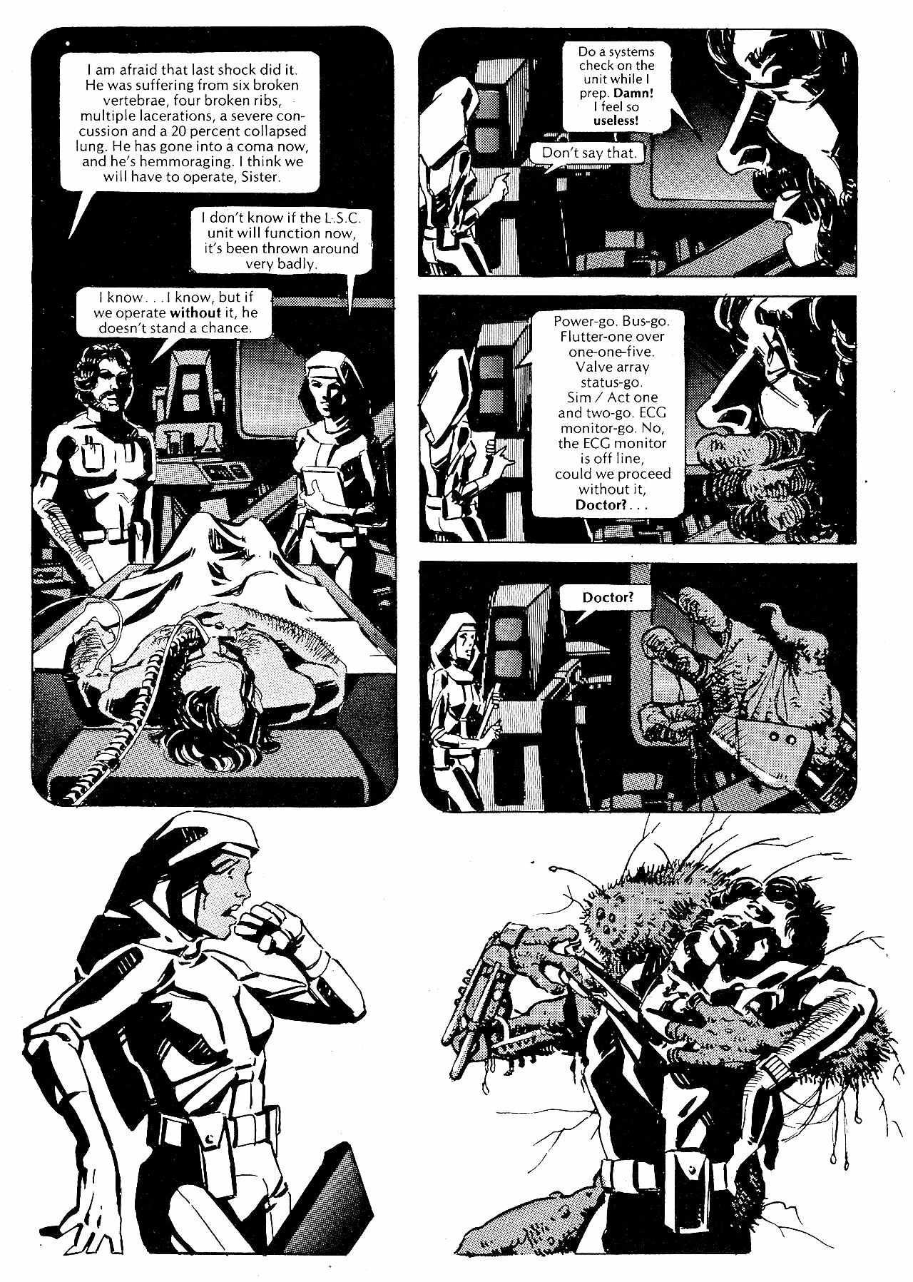 Read online Star*Reach comic -  Issue #11 - 16