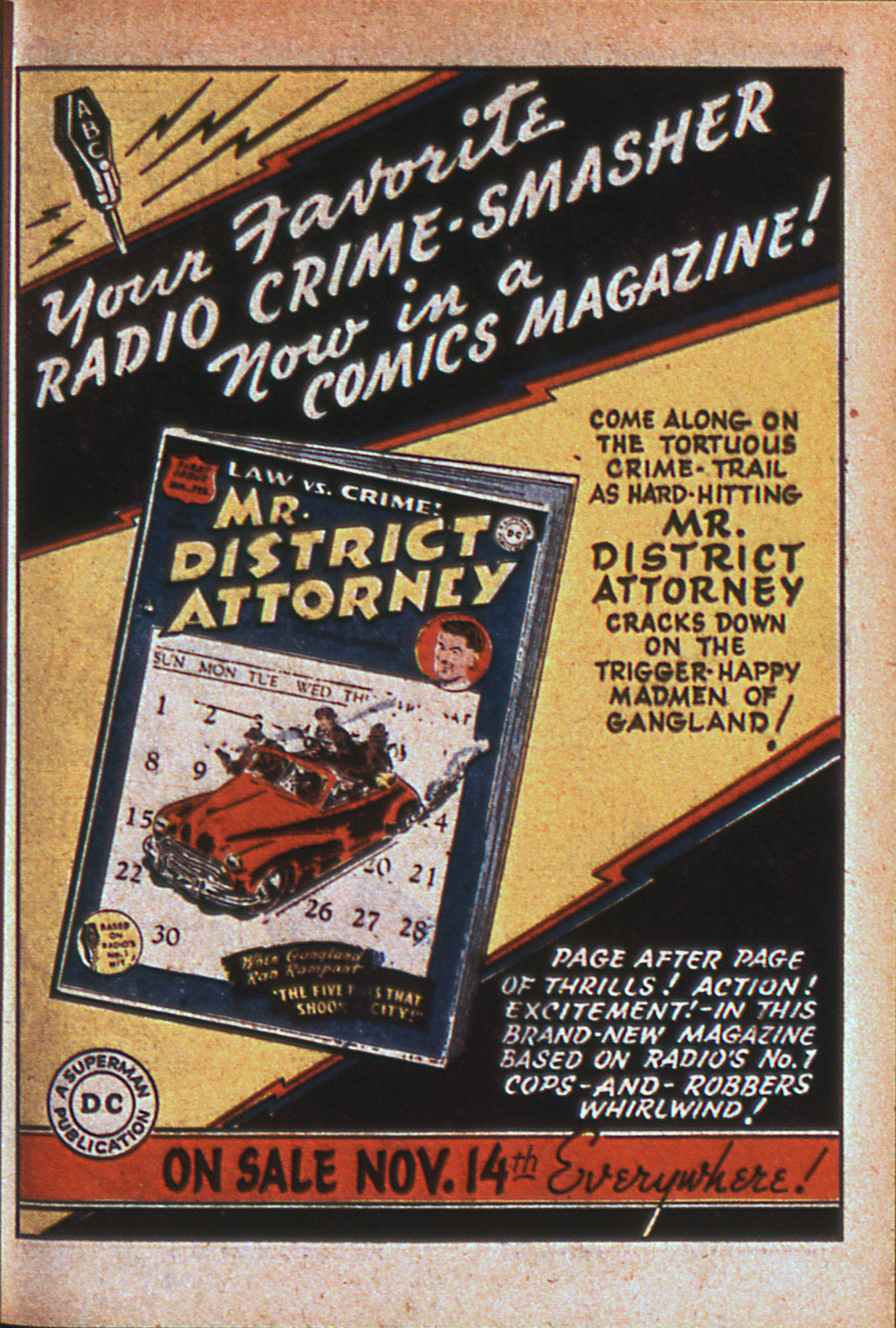 Read online Adventure Comics (1938) comic -  Issue #124 - 50