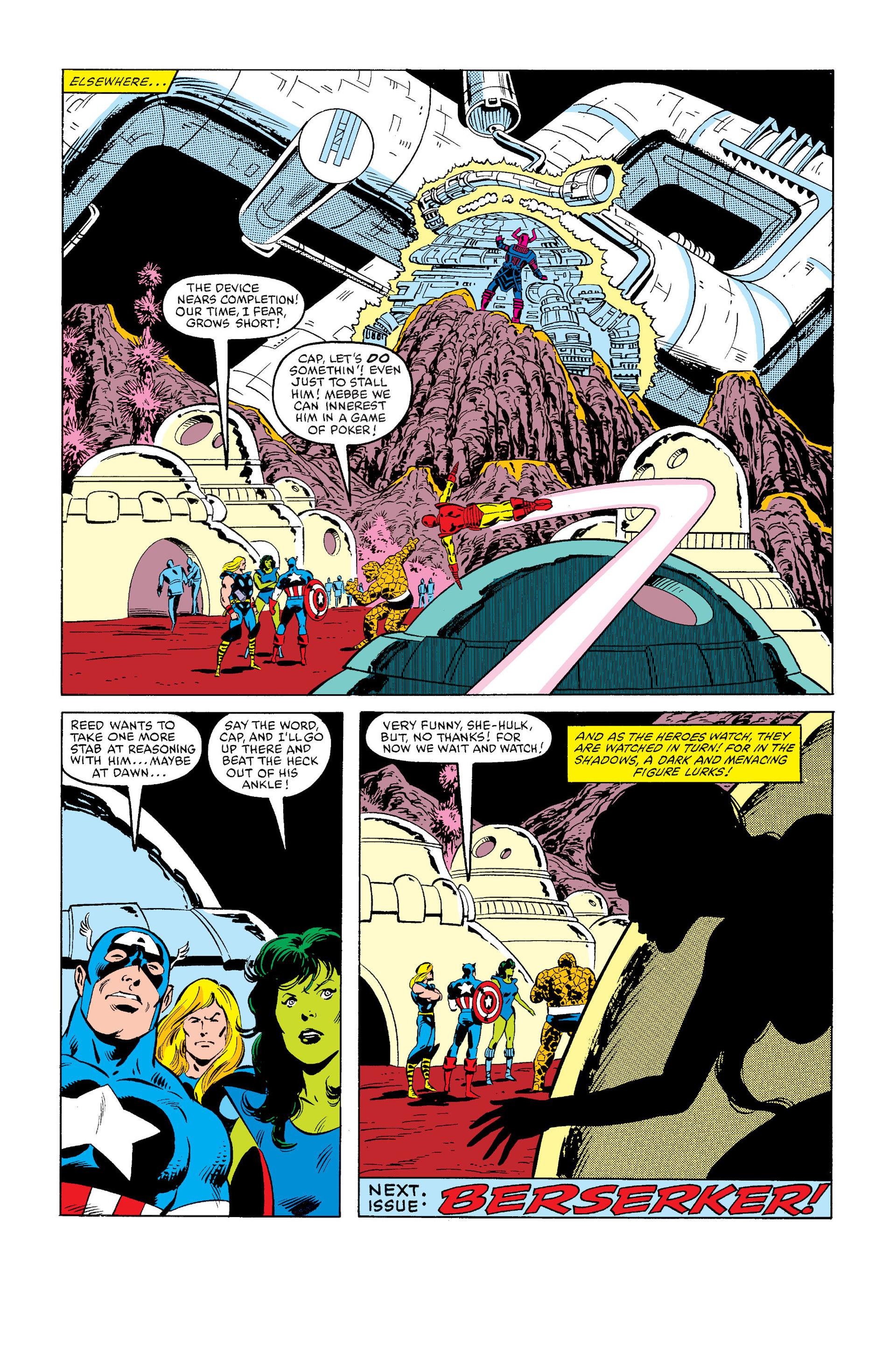 Read online Secret Wars (1985) comic -  Issue #6 - 25