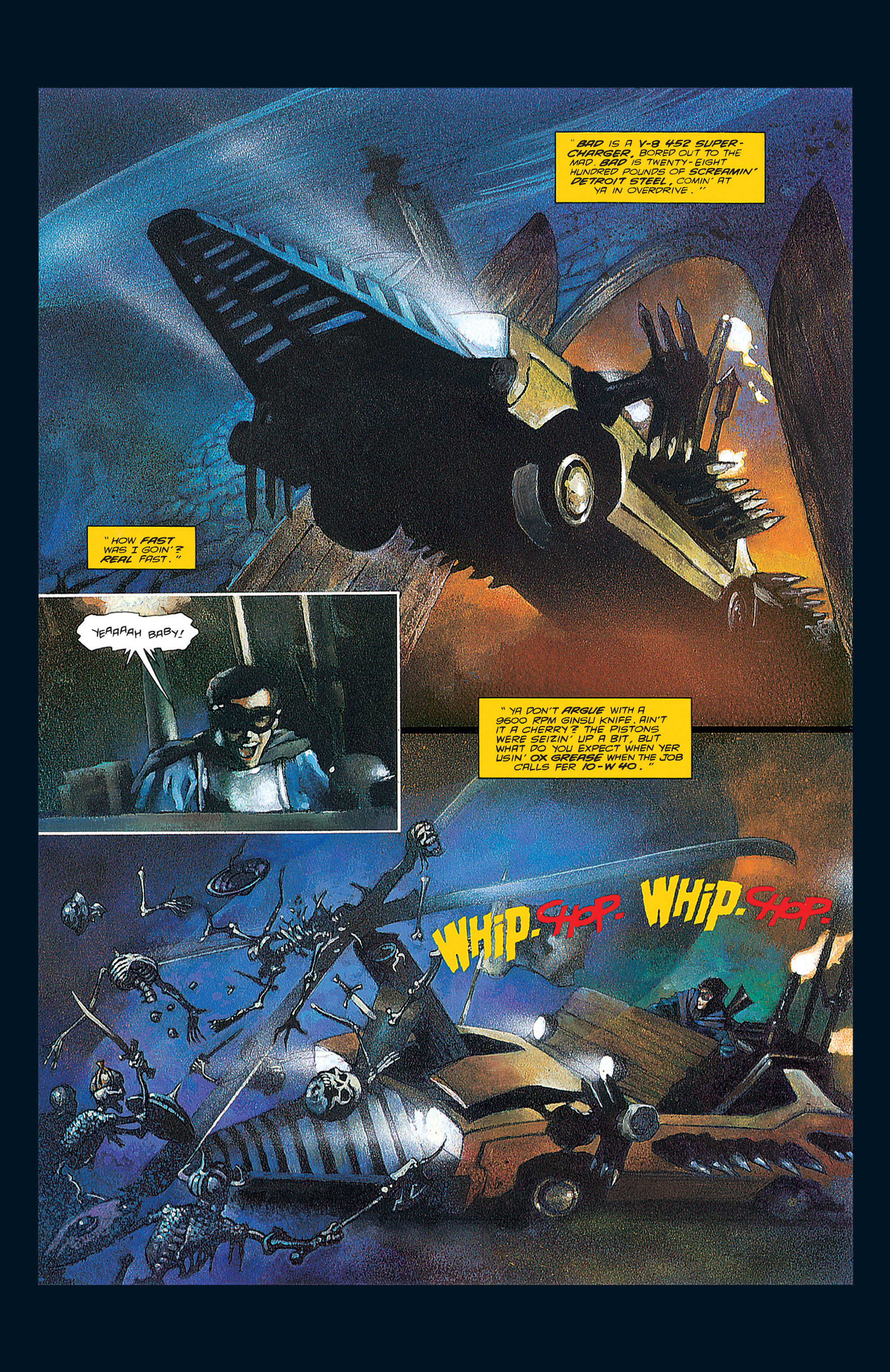 Read online Army of Darkness (1992) comic -  Issue #3 - 17