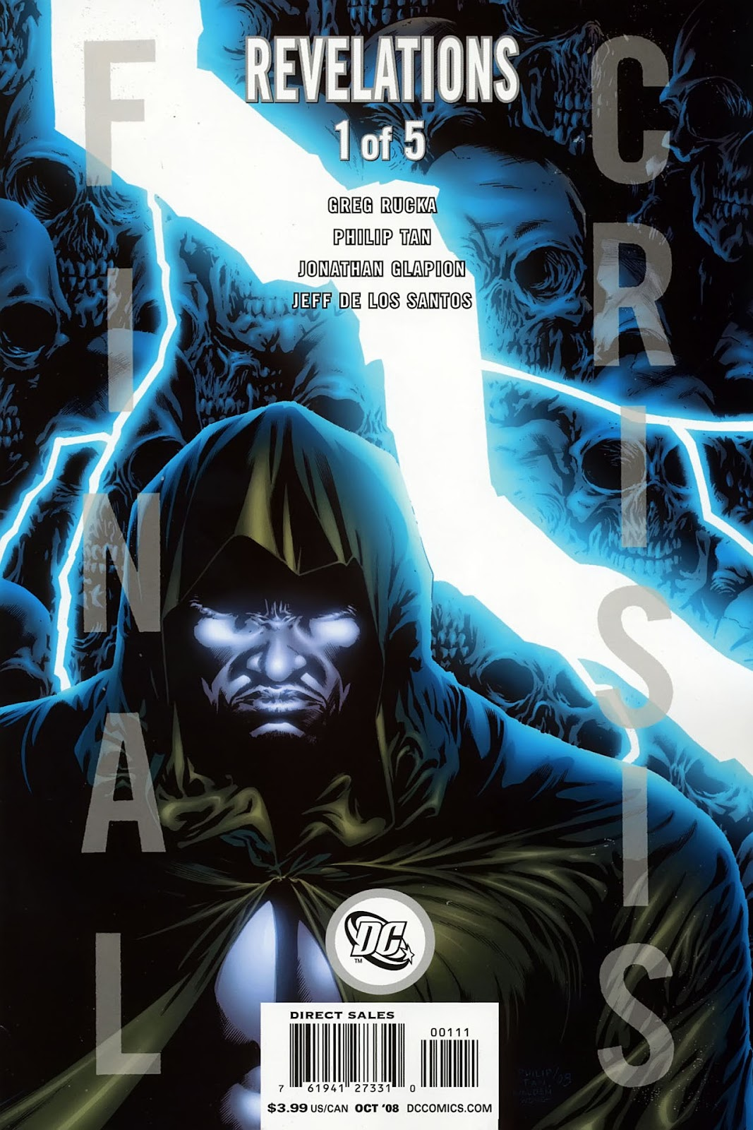 Final Crisis: Revelations issue 1 - Page 1