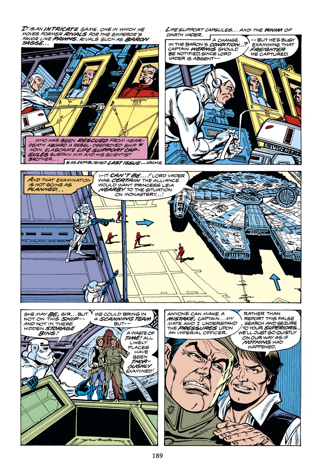 Read online Star Wars Omnibus comic -  Issue # Vol. 14 - 188
