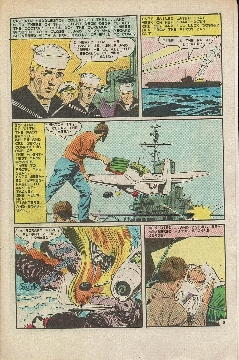 Read online Fightin' Navy comic -  Issue #126 - 29
