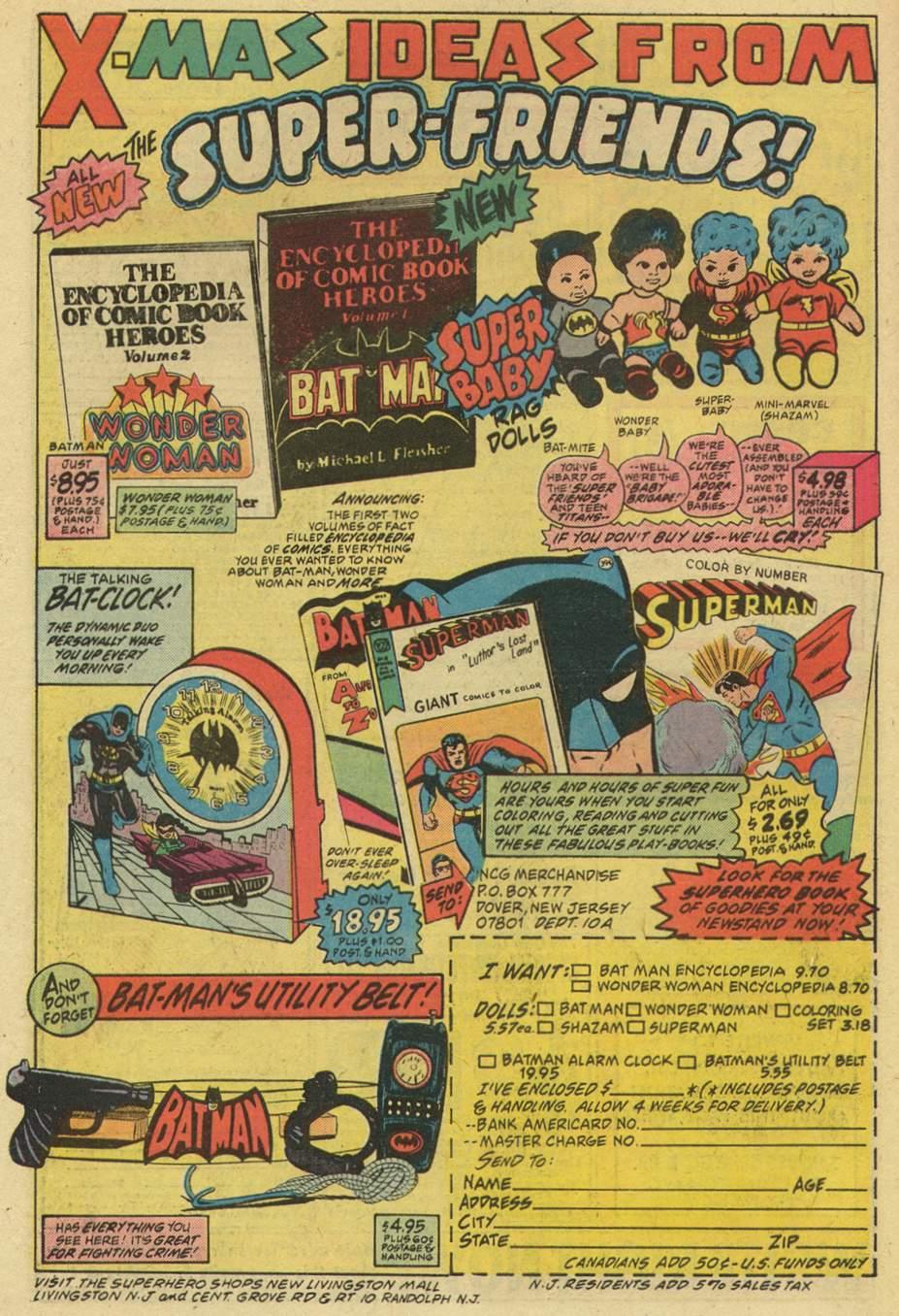 Read online Adventure Comics (1938) comic -  Issue #449 - 30