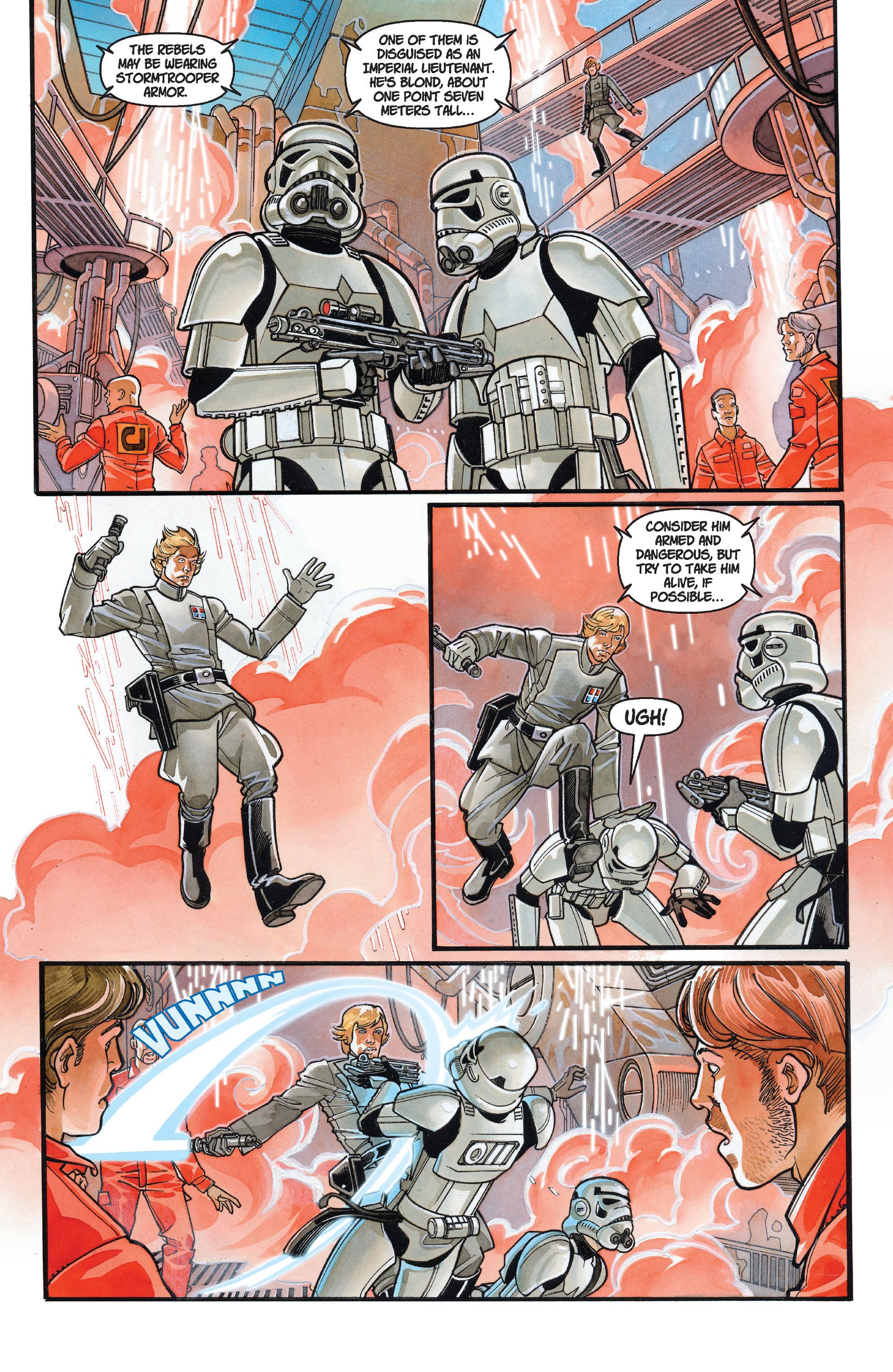 Read online Star Wars Omnibus comic -  Issue # Vol. 22 - 296