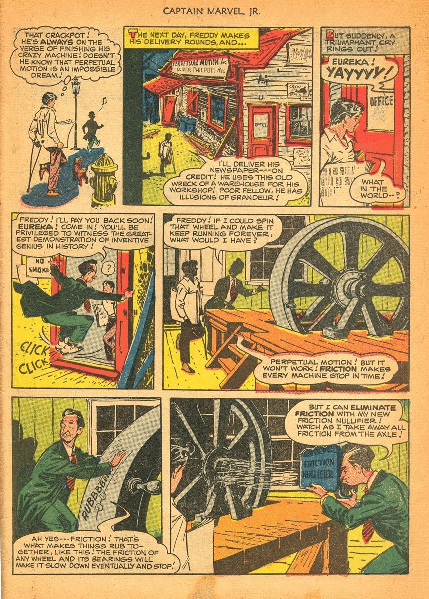 Captain Marvel, Jr. issue 84 - Page 27