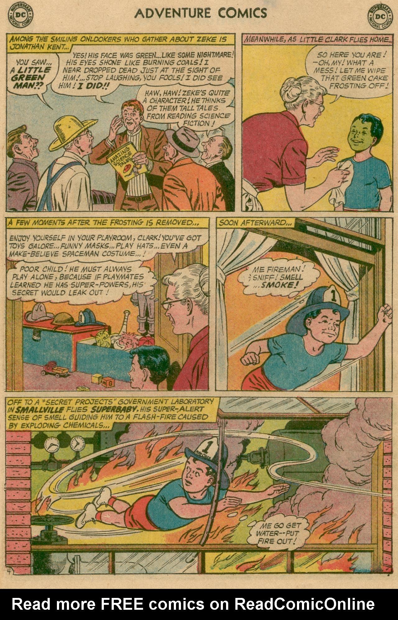 Read online Adventure Comics (1938) comic -  Issue #311 - 24