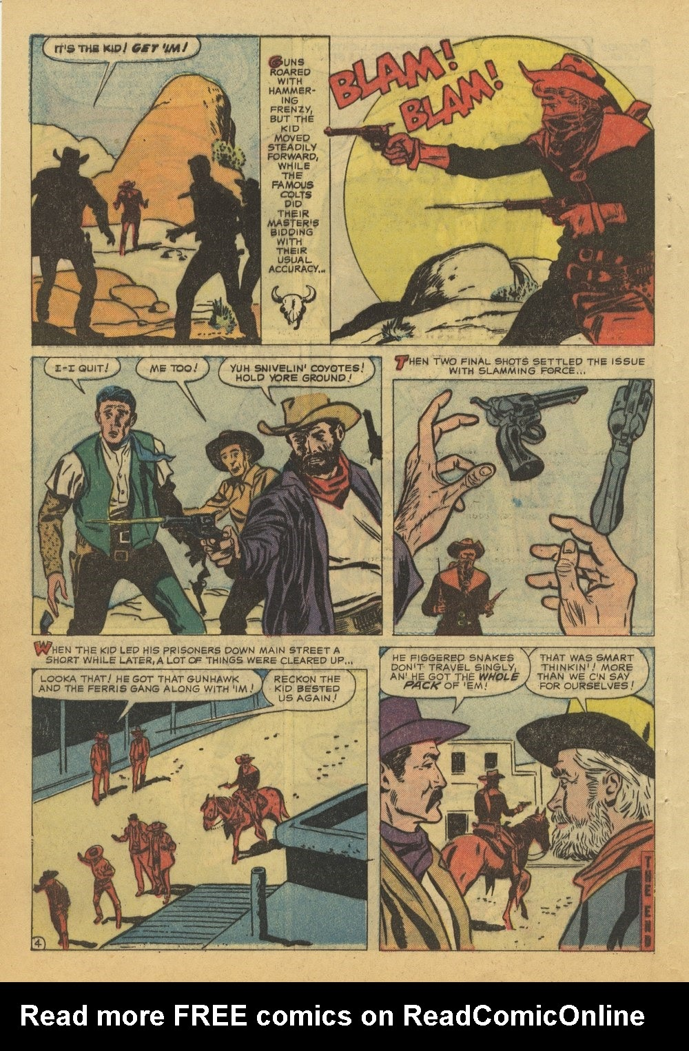 Kid Colt Outlaw issue 82 - Page 32