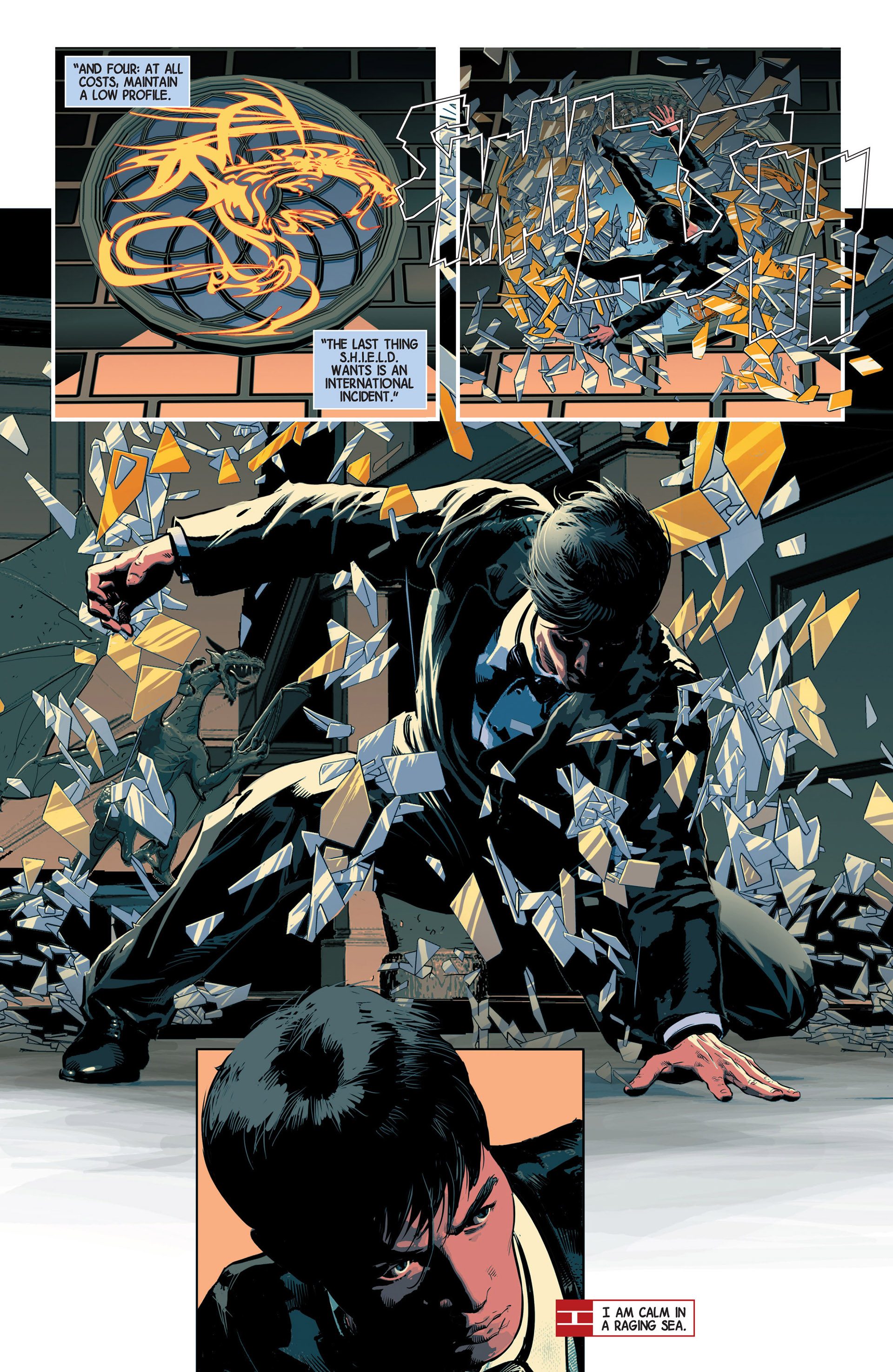 Read online Avengers (2013) comic -  Issue #11 - 7