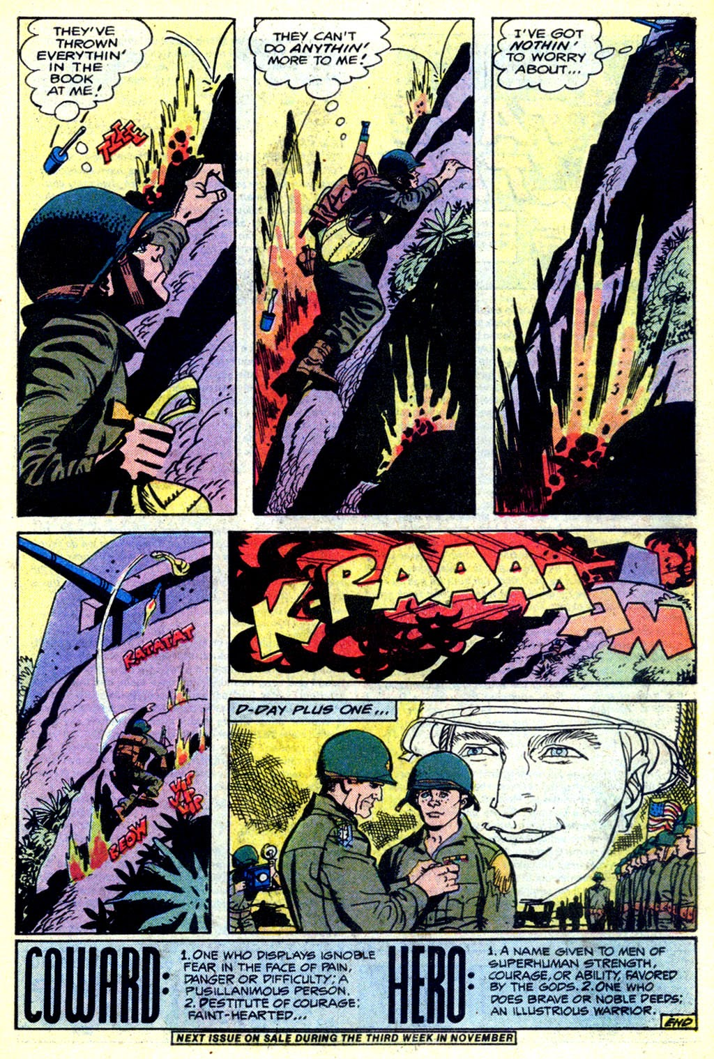 Read online Sgt. Rock comic -  Issue #336 - 18