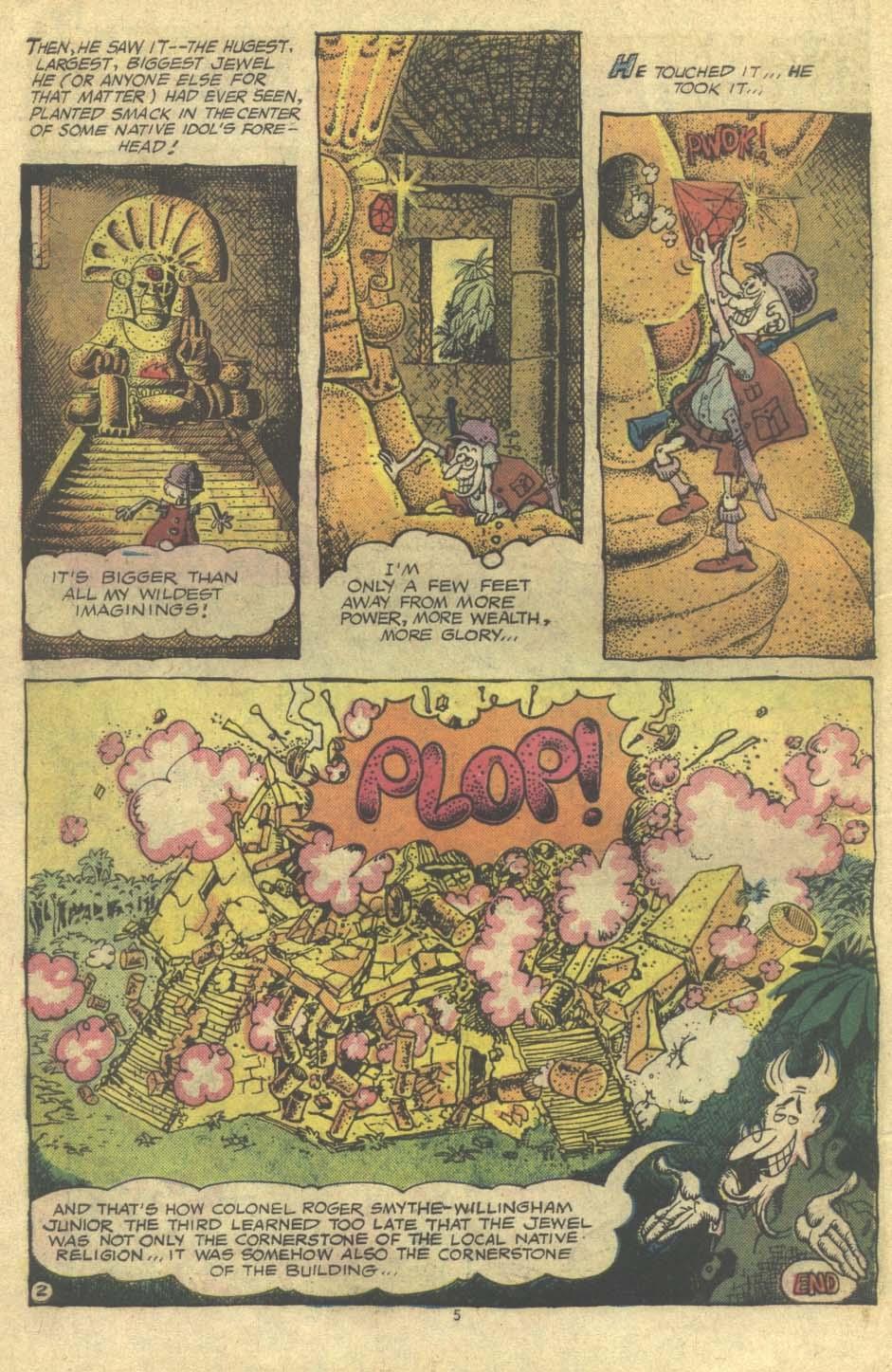 Read online Plop! comic -  Issue #9 - 6