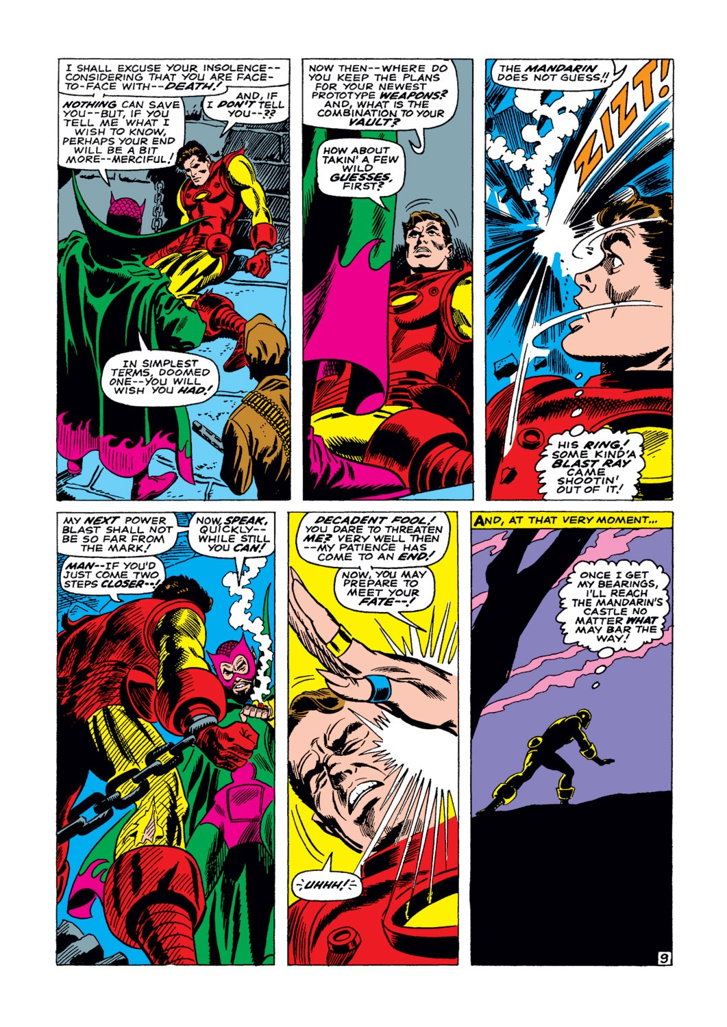 Tales of Suspense (1959) issue 85 - Page 10