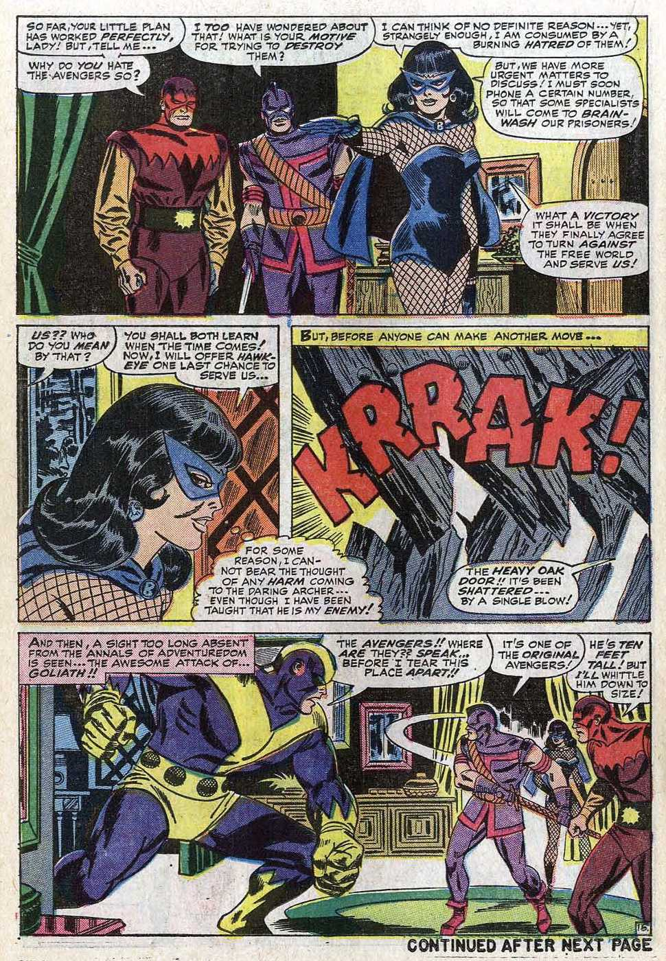 The Avengers (1963) 29 Page 21