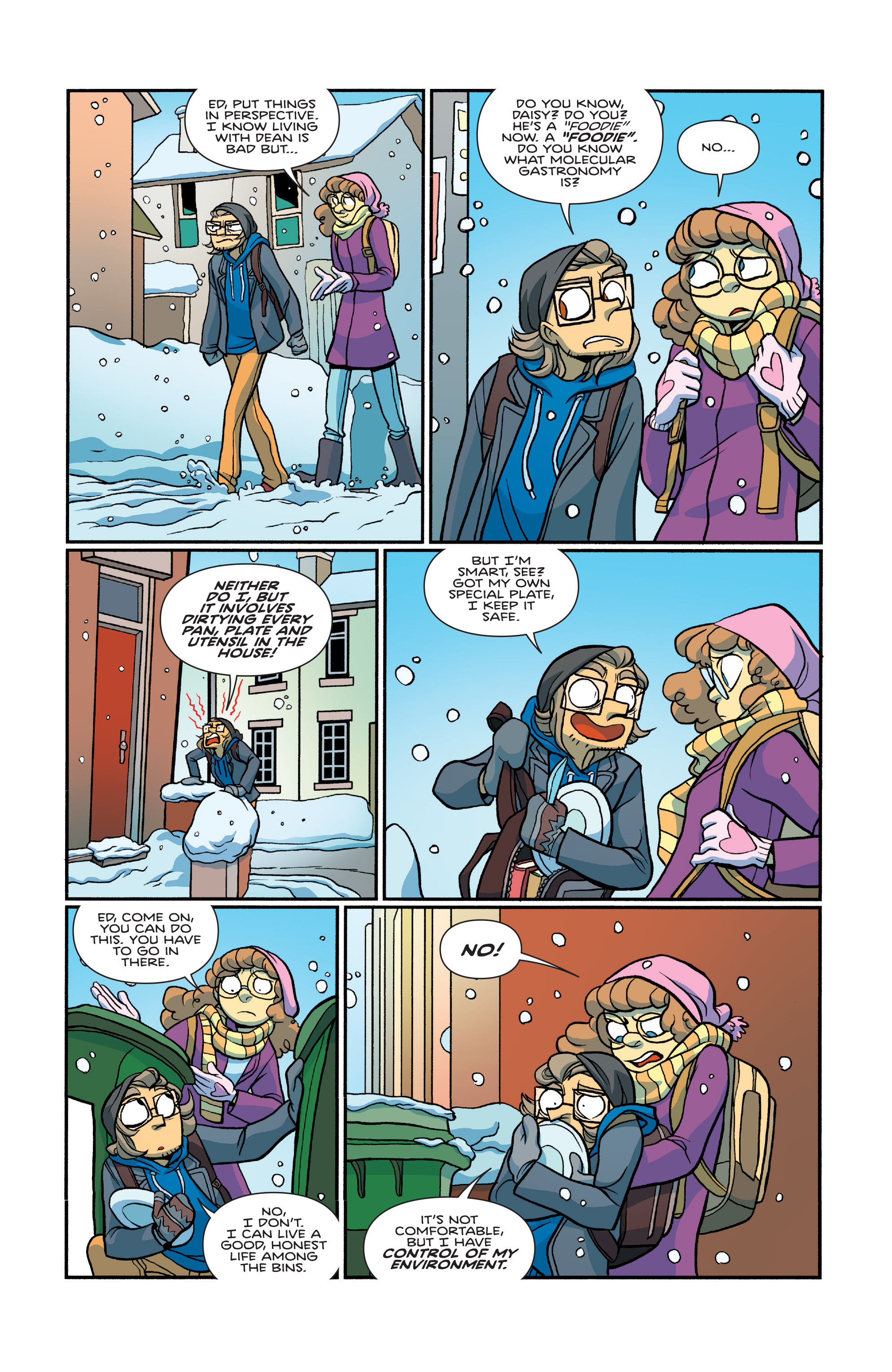 Read online Giant Days (2015) comic -  Issue #26 - 3