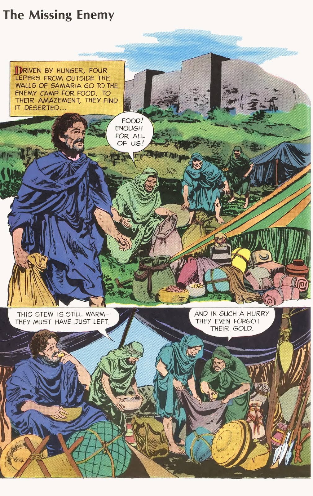 The Picture Bible issue TPB (Part 5) - Page 5