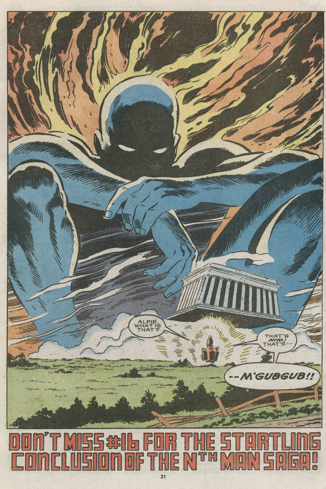Read online Nth Man the Ultimate Ninja comic -  Issue #15 - 31