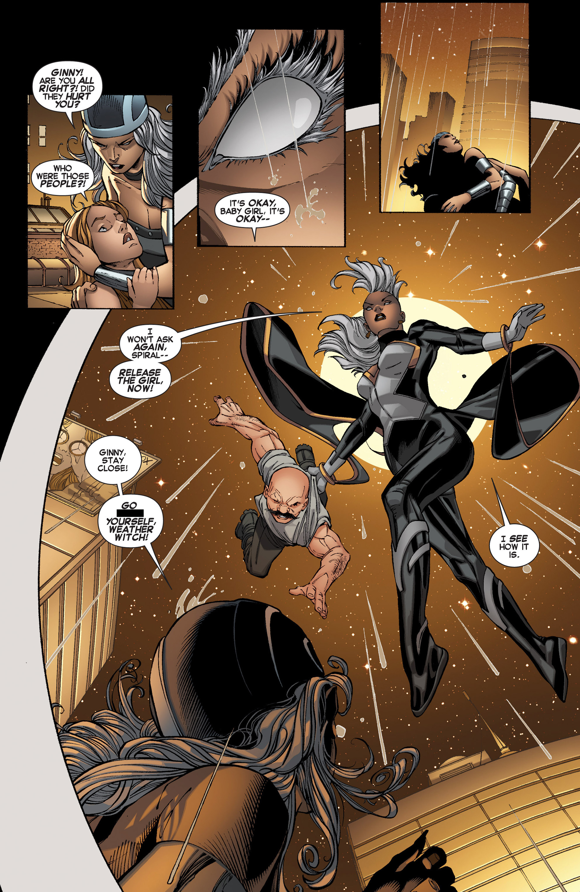 Read online Uncanny X-Force (2013) comic -  Issue #2 - 9