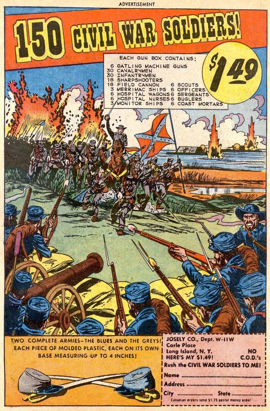 Read online Adventure Comics (1938) comic -  Issue #289 - 34