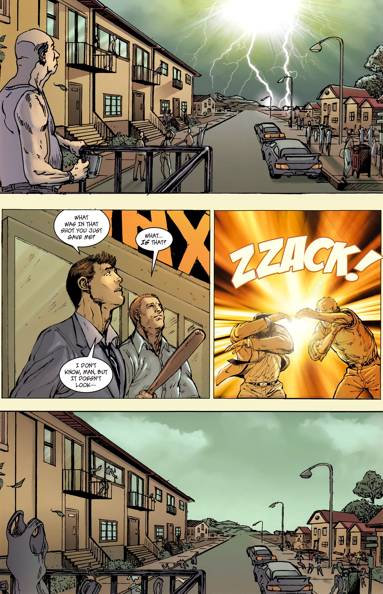 Read online Phoenix comic -  Issue #0 - 9
