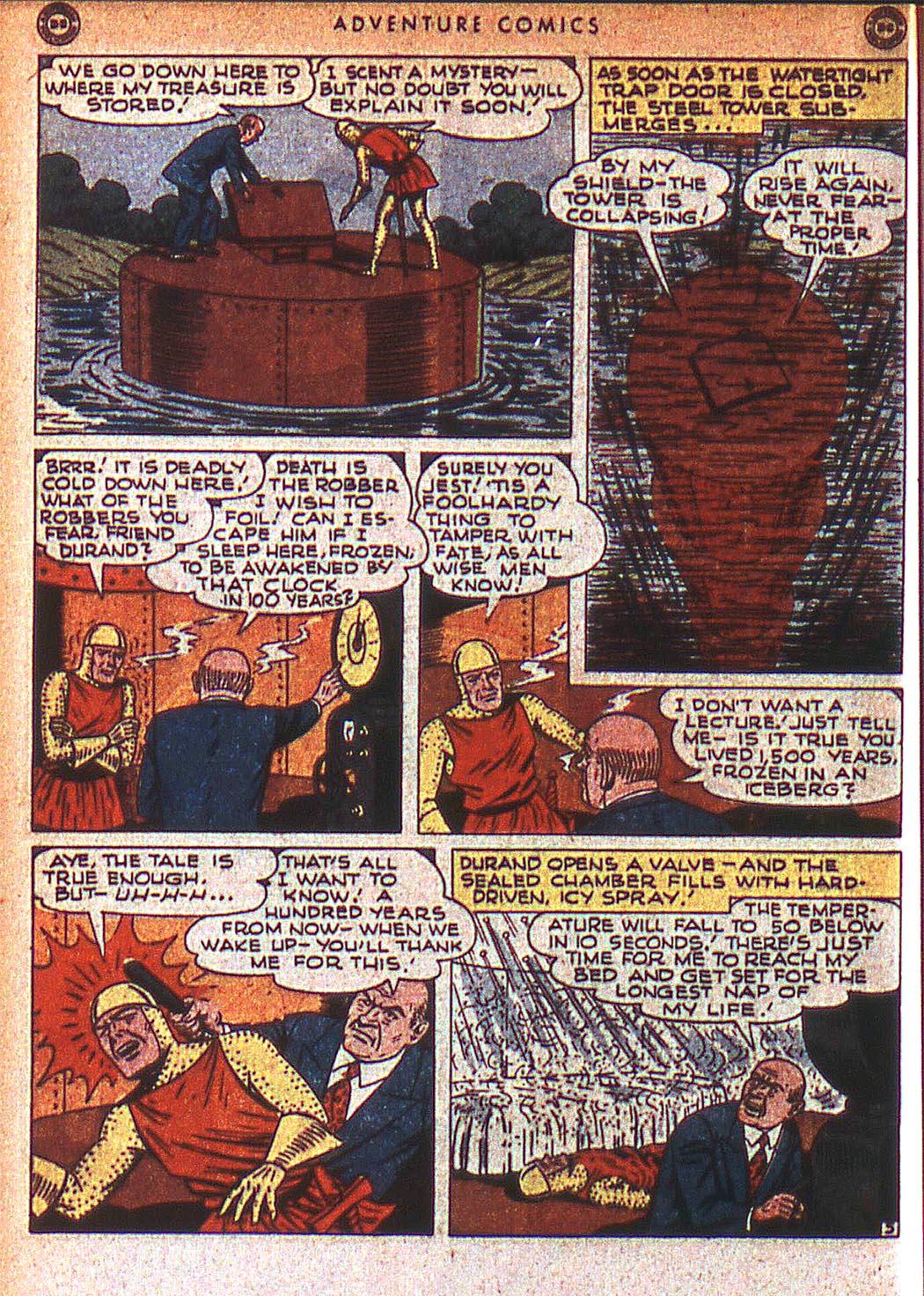 Read online Adventure Comics (1938) comic -  Issue #125 - 37