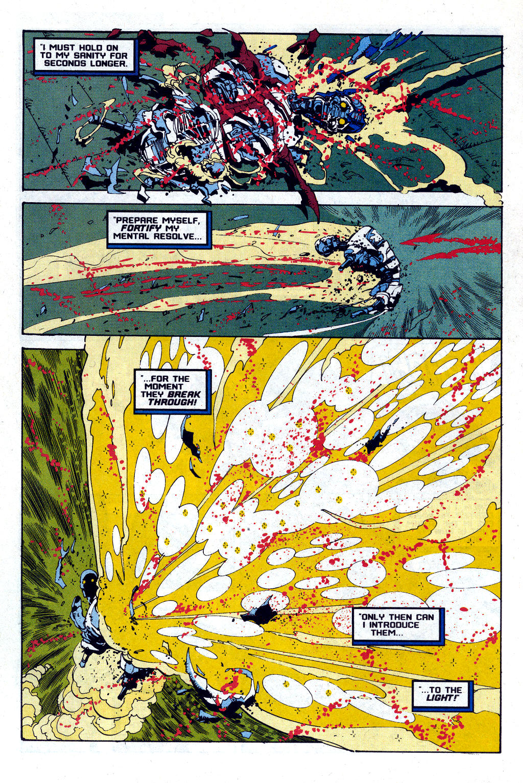 Read online Transformers: Generation 2 comic -  Issue #12 - 32