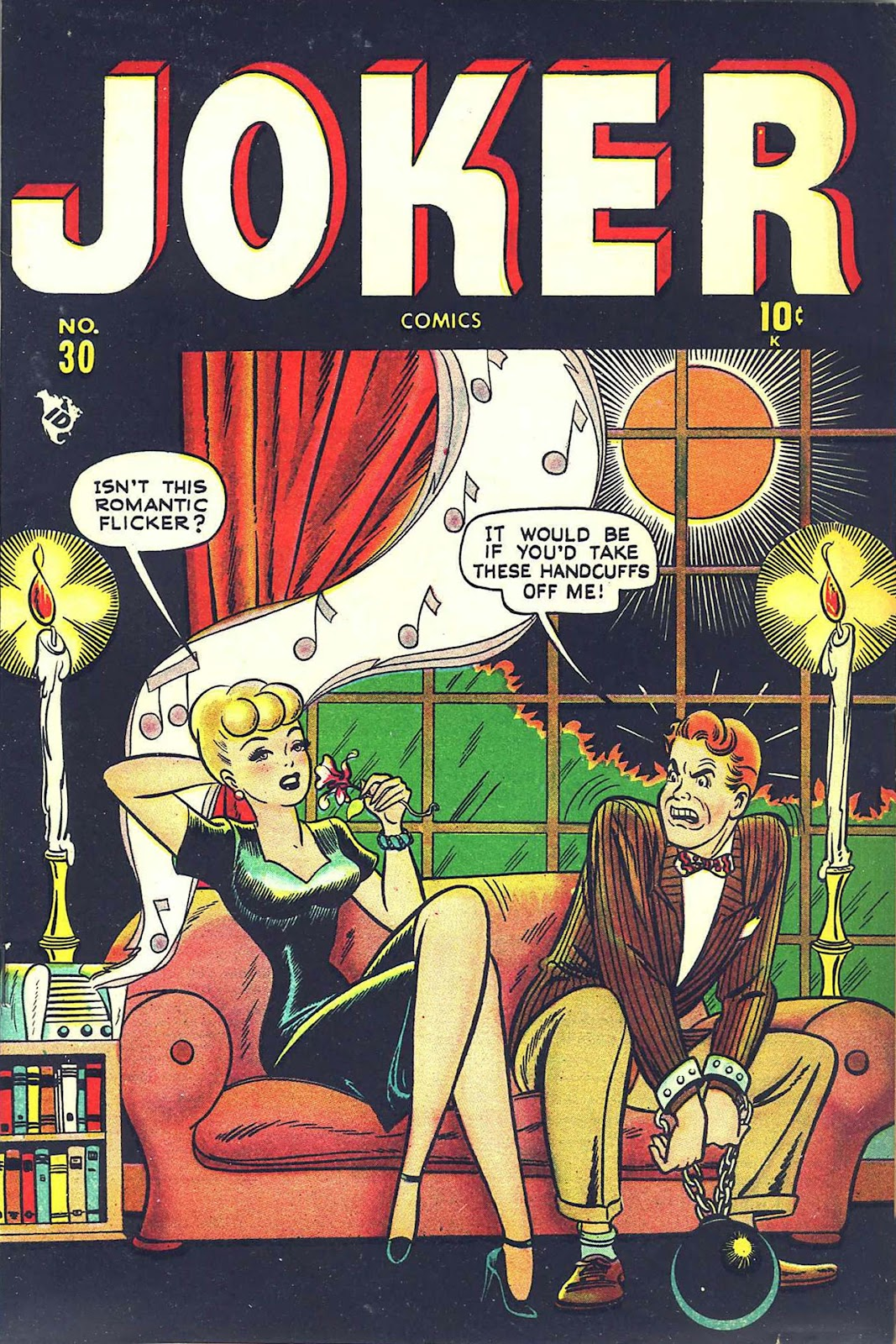 Read online Joker Comics comic -  Issue #30 - 1