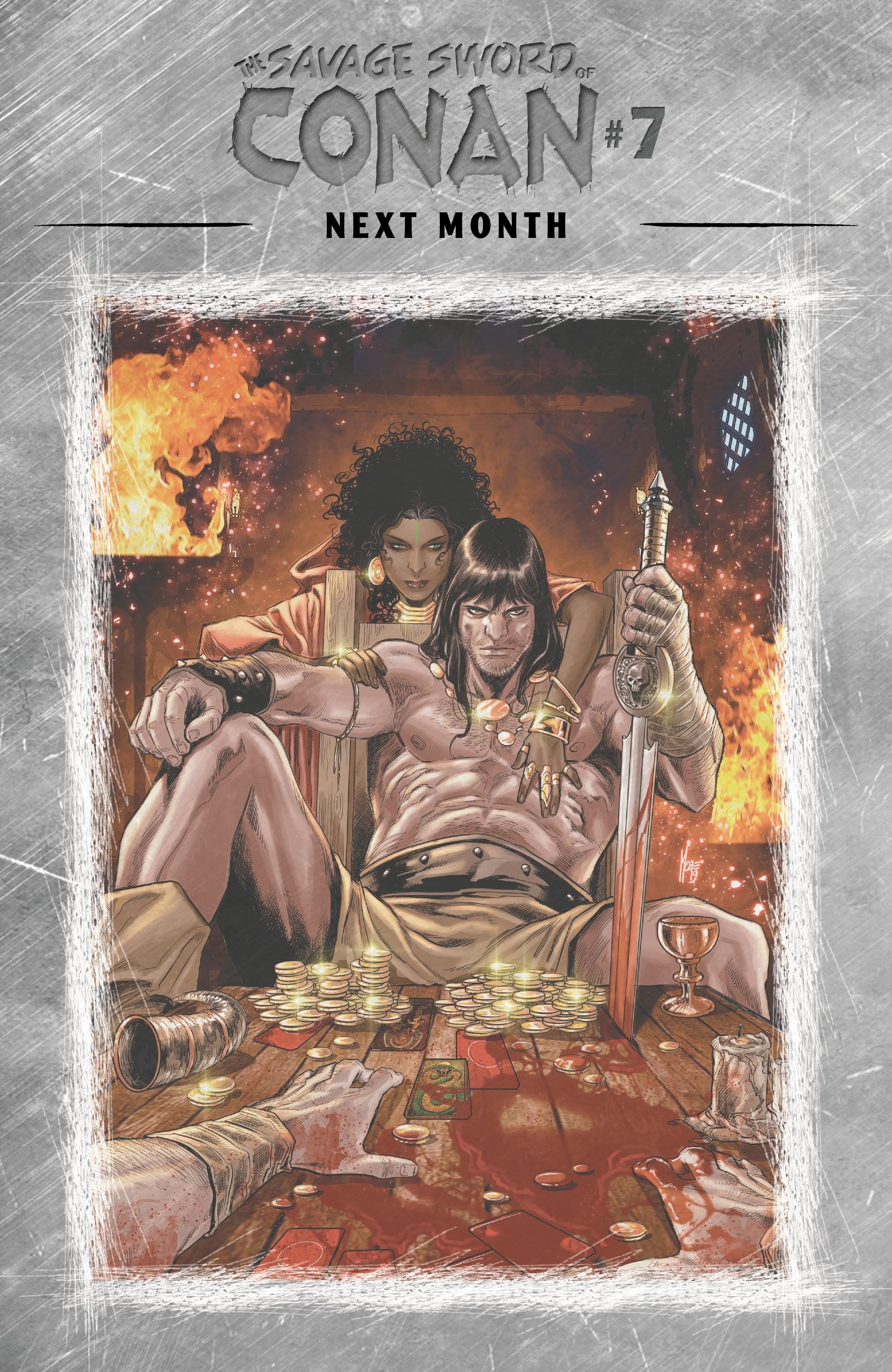 Read online Savage Sword of Conan comic -  Issue #6 - 28