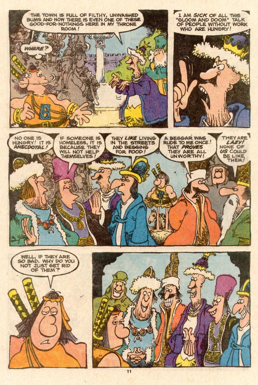 Read online Sergio Aragonés Groo the Wanderer comic -  Issue #60 - 11