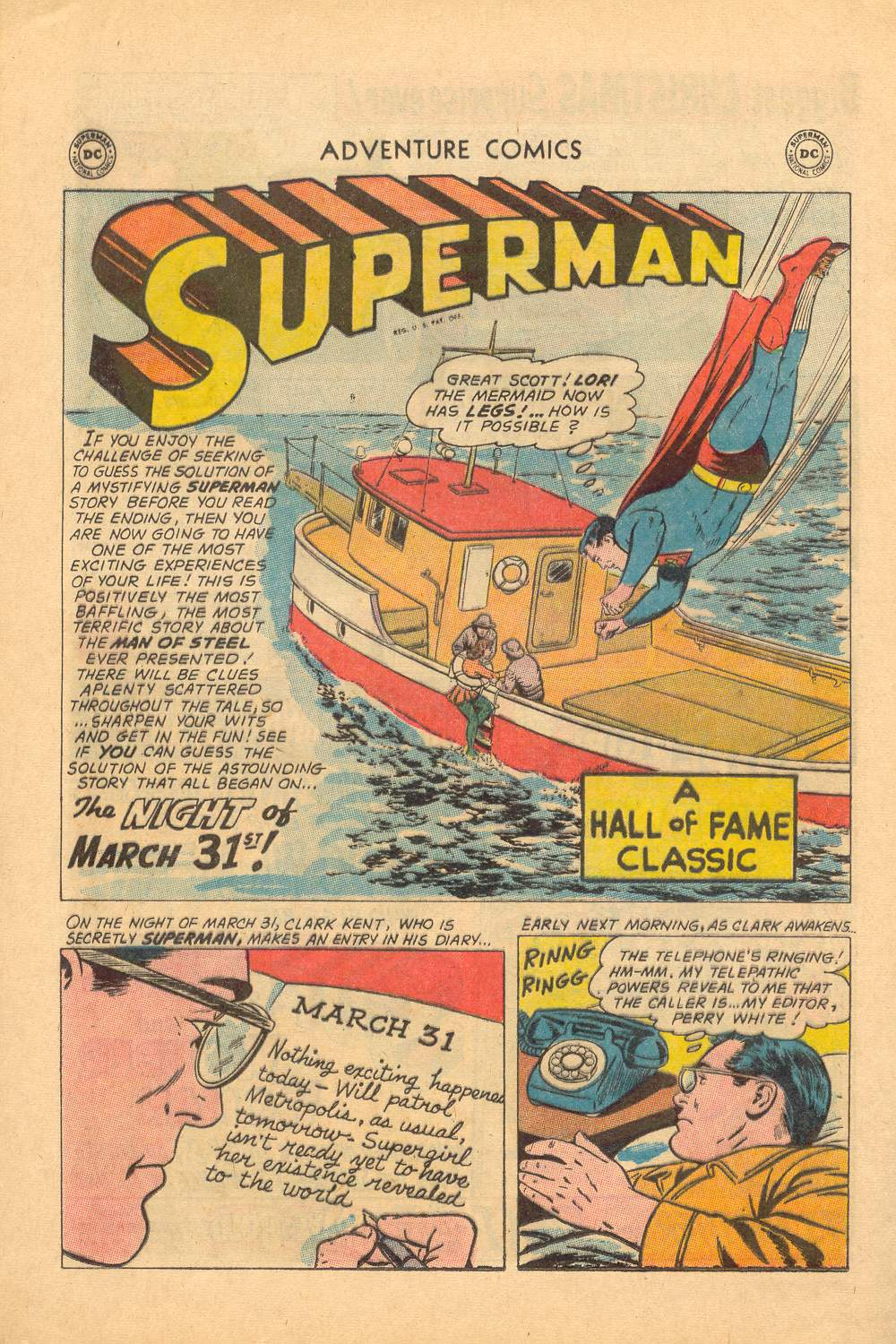 Read online Adventure Comics (1938) comic -  Issue #339 - 28