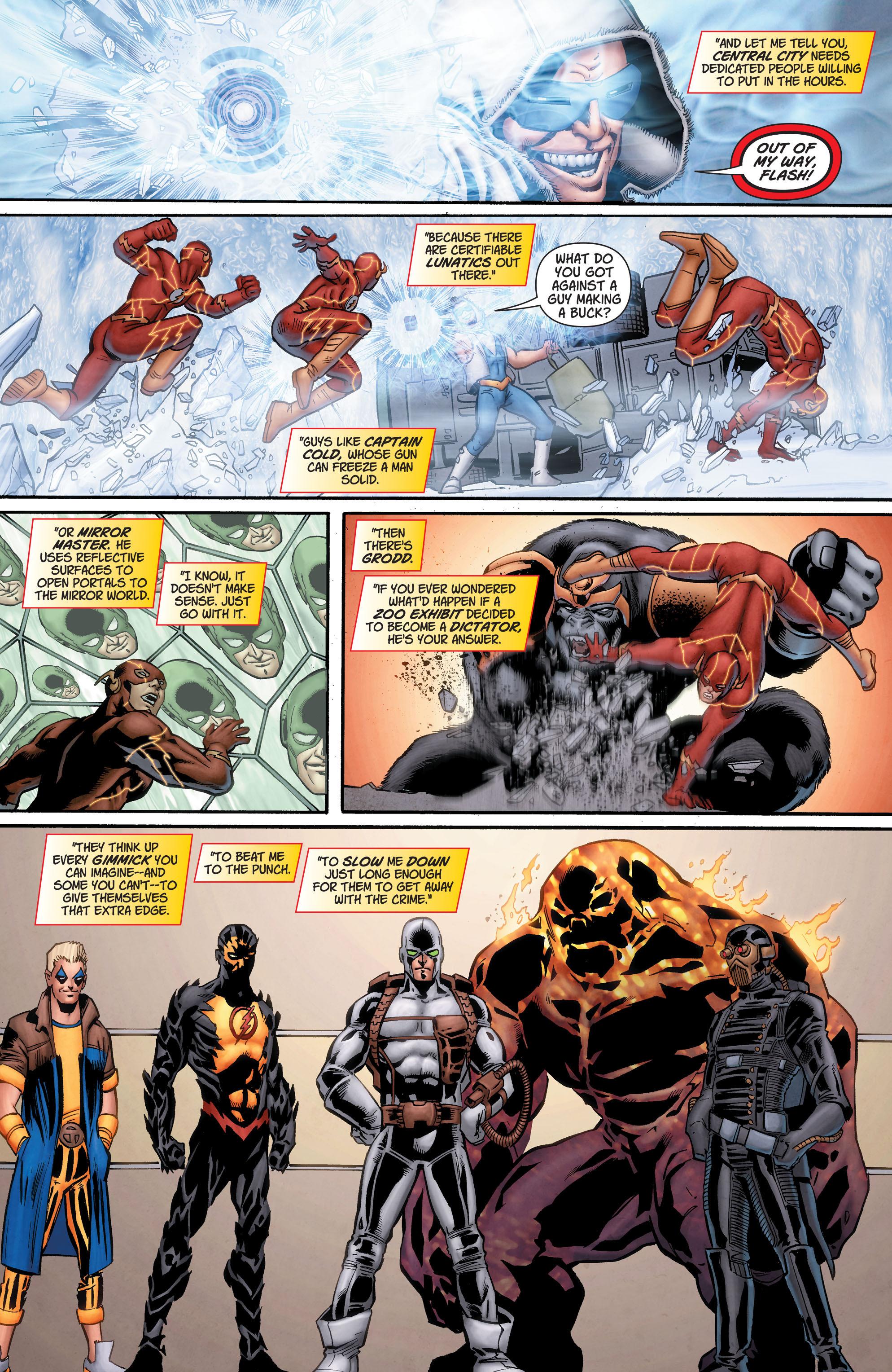 Read online Secret Origins (2014) comic -  Issue #7 - 10