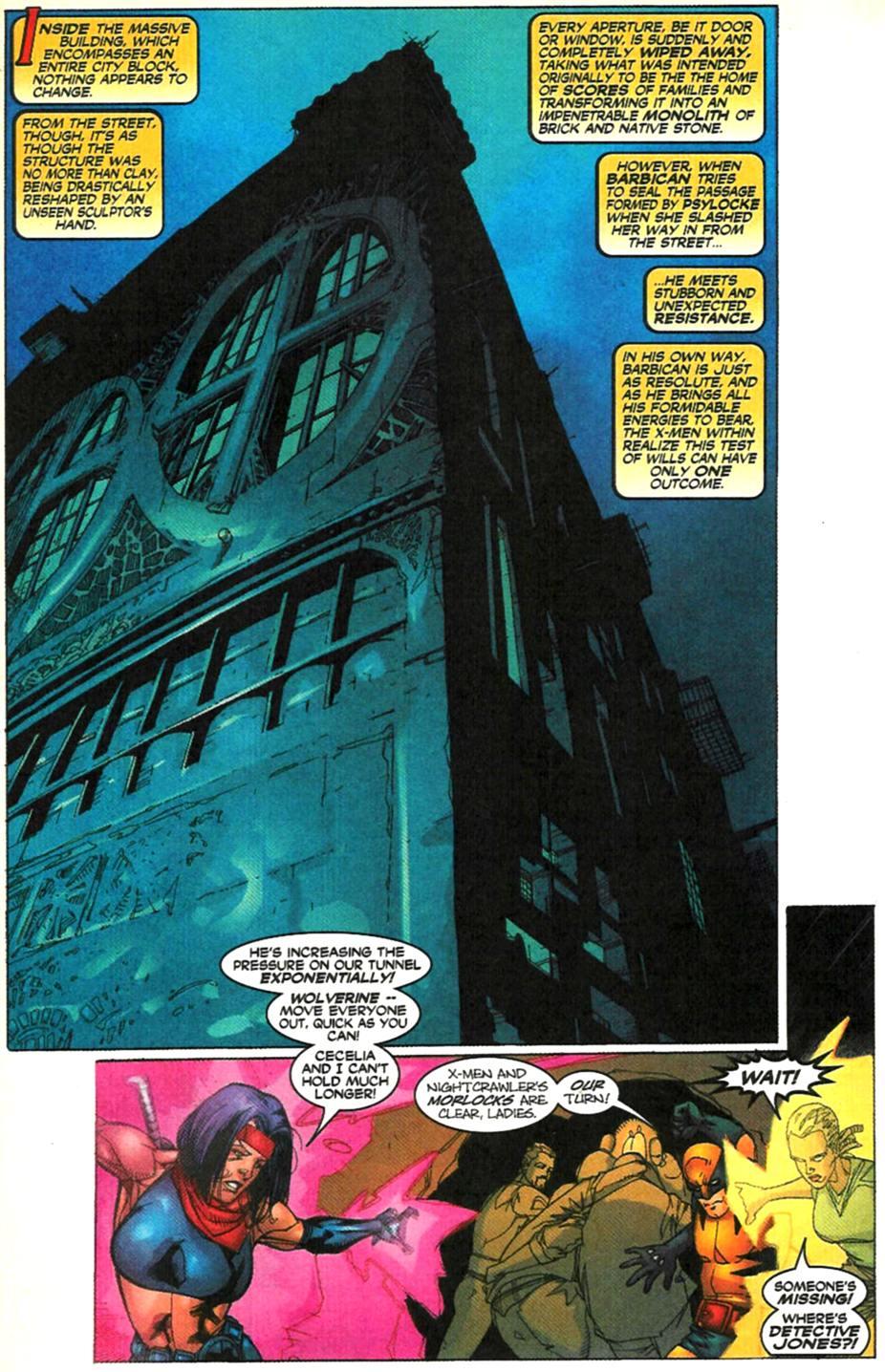 X-Men (1991) 102 Page 22