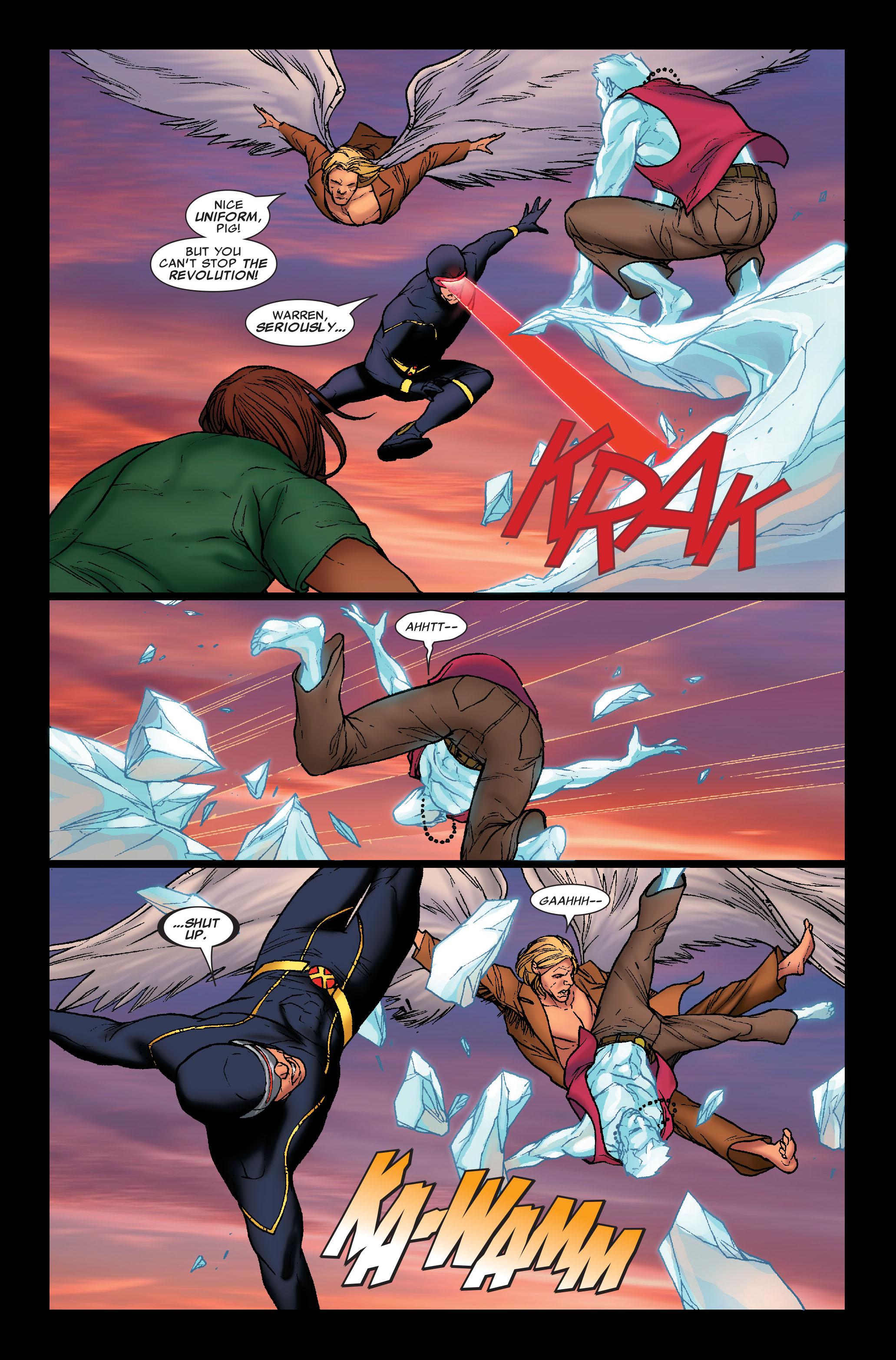Read online Uncanny X-Men (1963) comic -  Issue #499 - 9