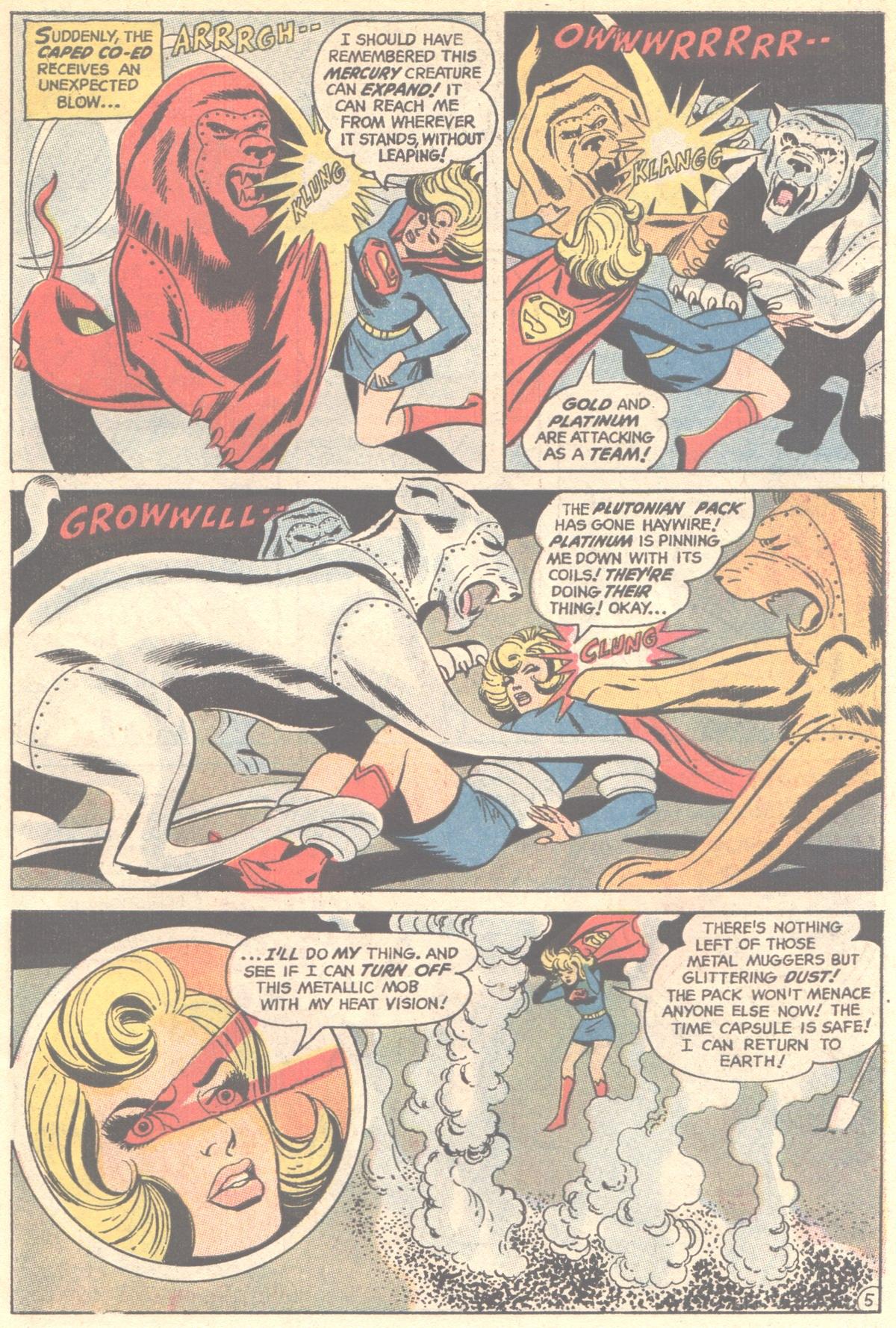 Read online Adventure Comics (1938) comic -  Issue #395 - 7