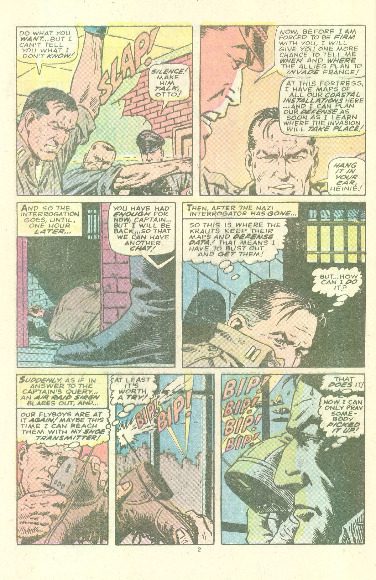 Read online Sgt. Fury comic -  Issue #157 - 4