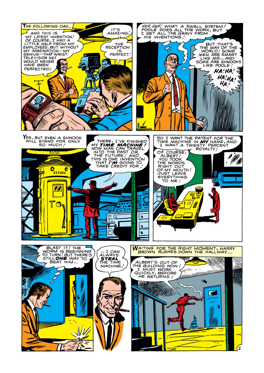 Tales to Astonish (1959) issue 29 - Page 17