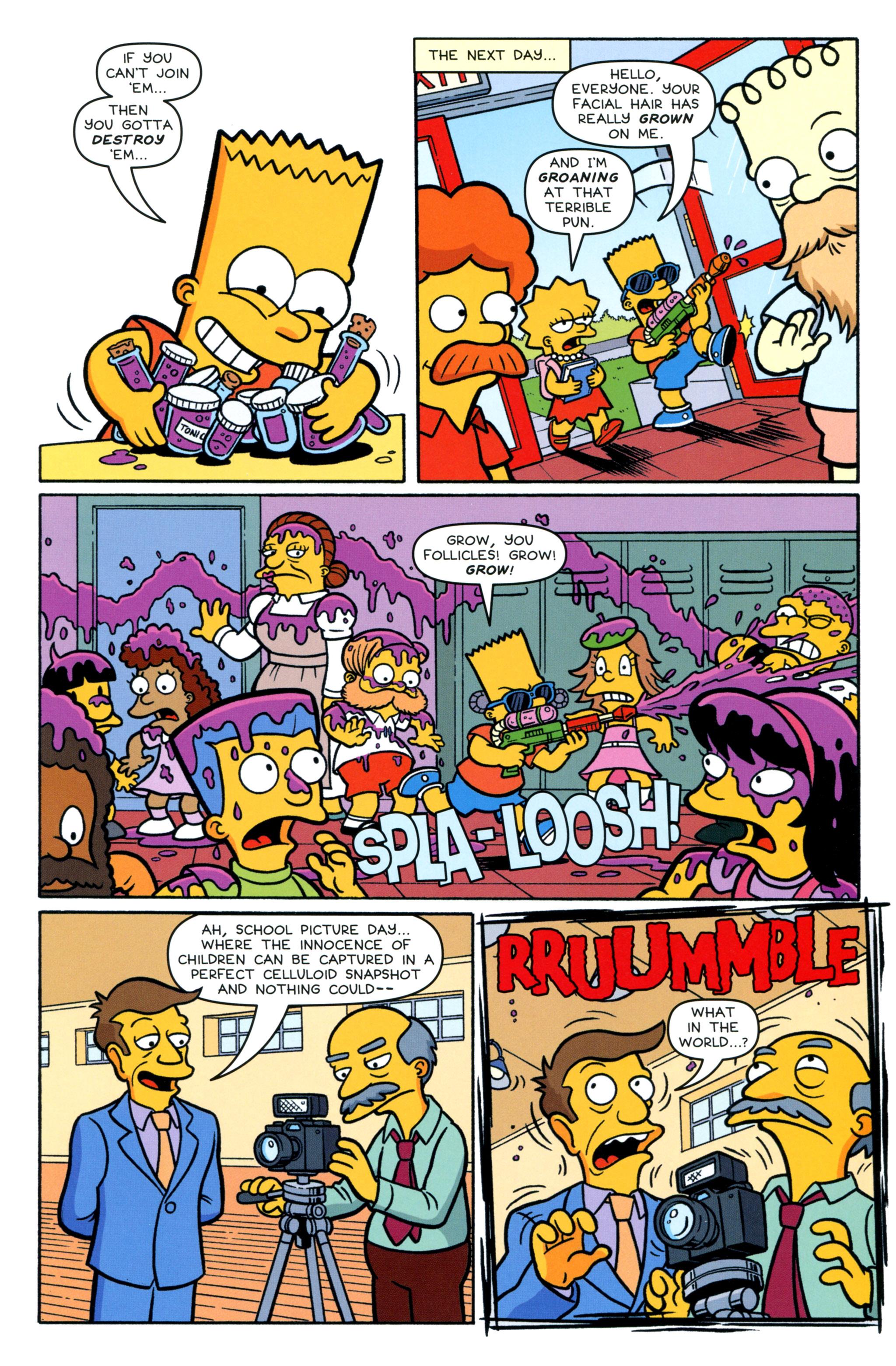Read online Simpsons Comics Presents Bart Simpson comic -  Issue #89 - 9