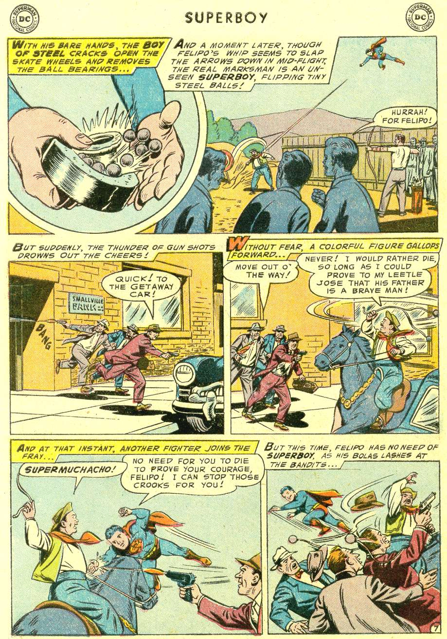 Superboy (1949) issue 42 - Page 30