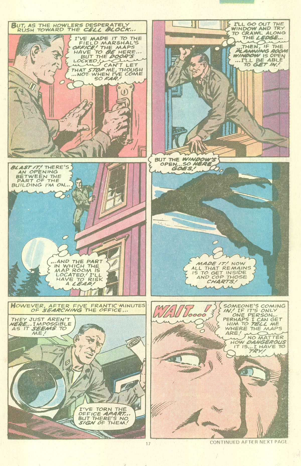 Read online Sgt. Fury comic -  Issue #157 - 19