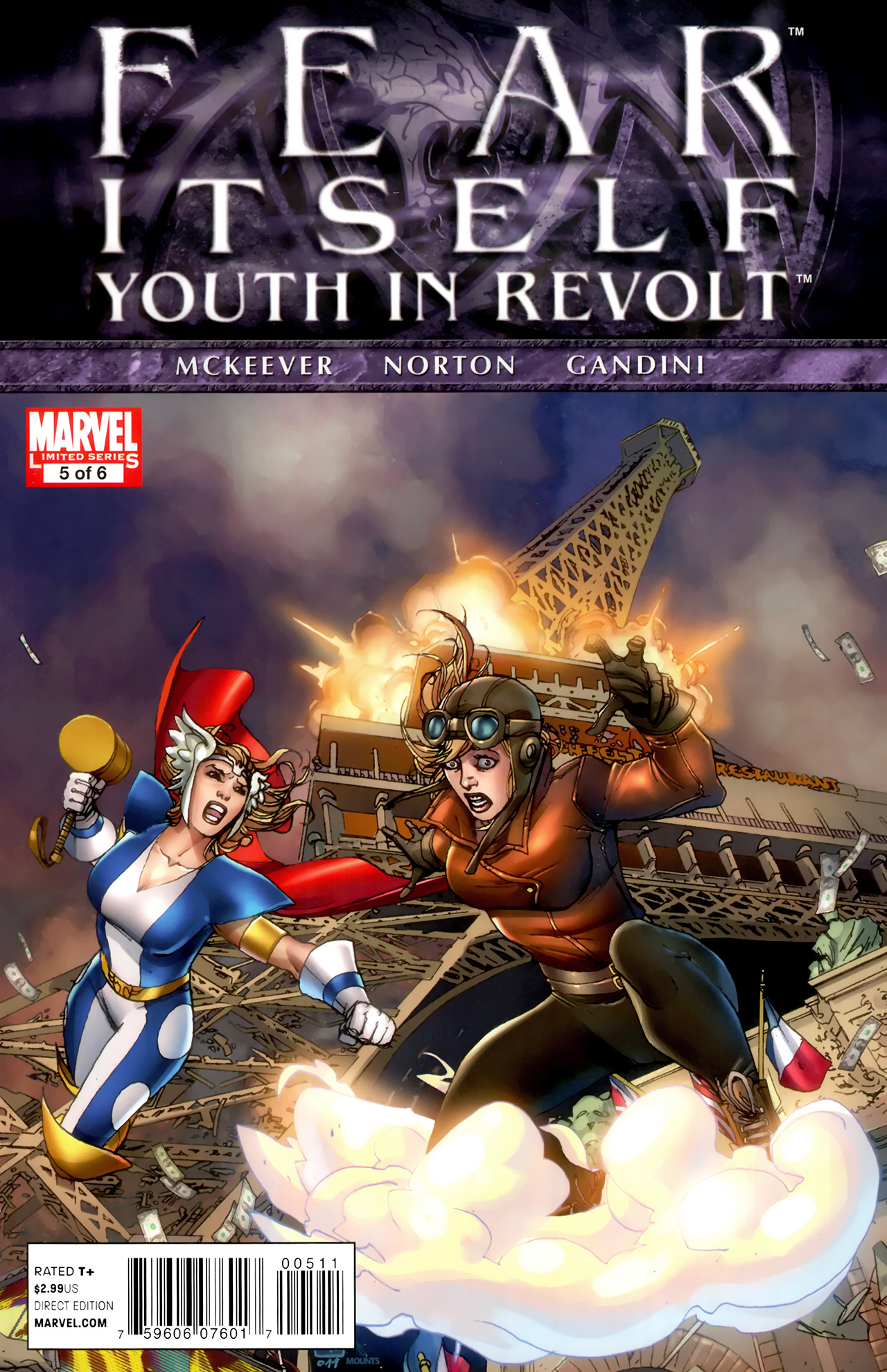 Fear Itself: Youth In Revolt 5 Page 1