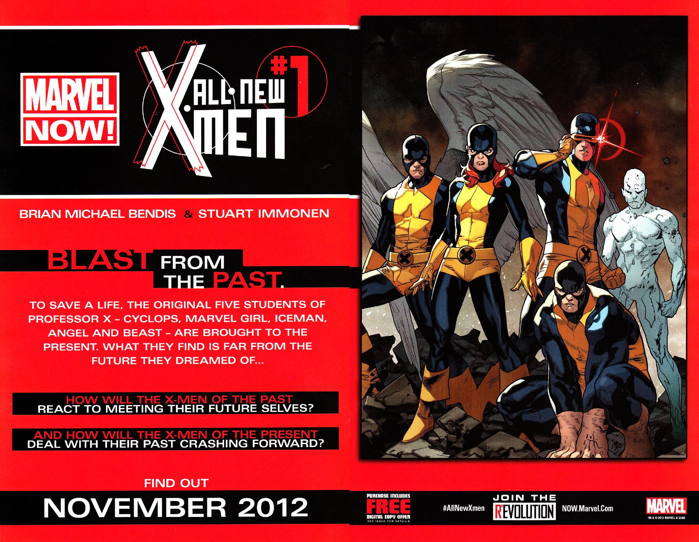 Uncanny X-Force (2010) #33 #35 - English 15