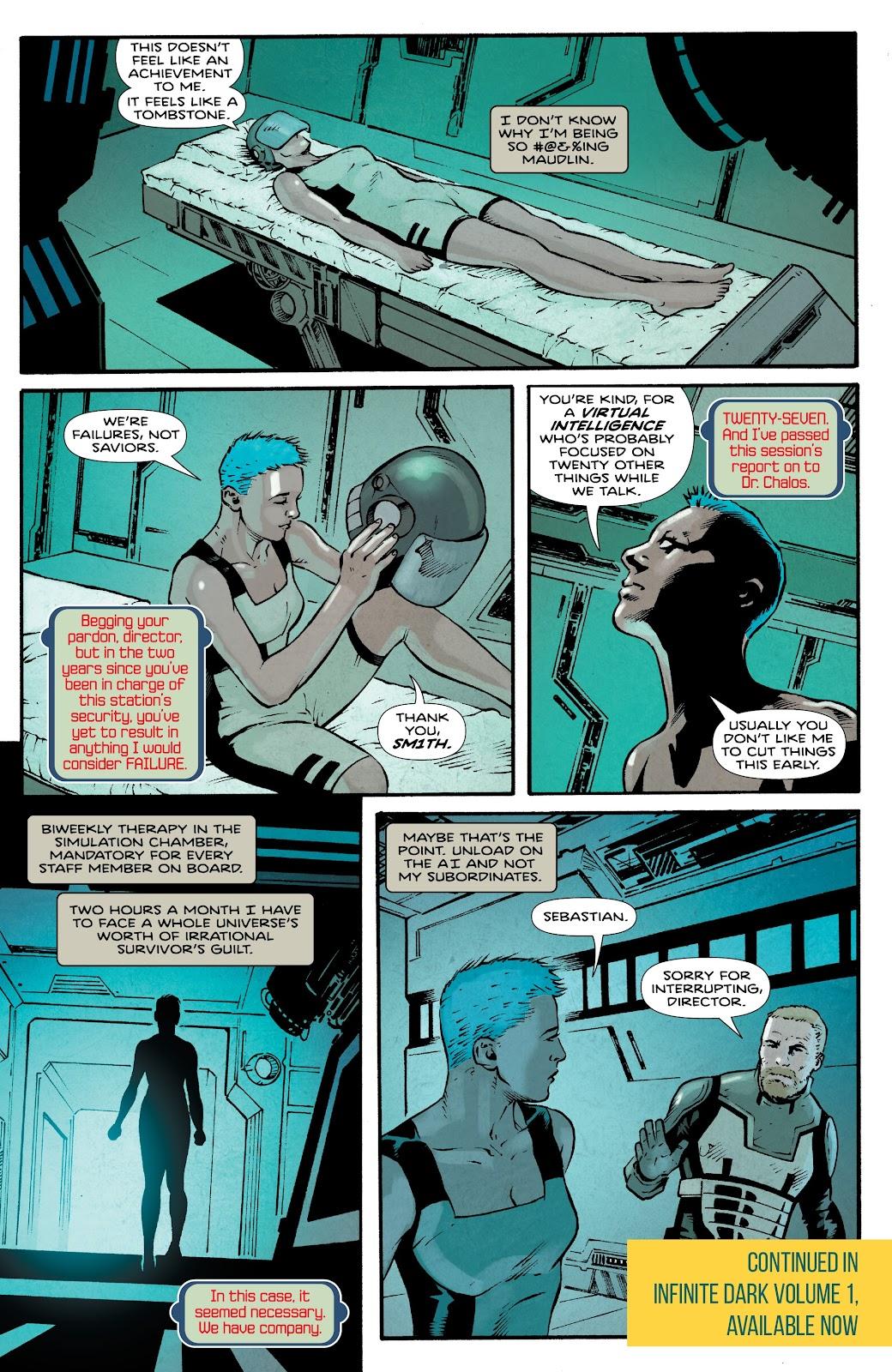 Read online Vindication comic -  Issue #3 - 31