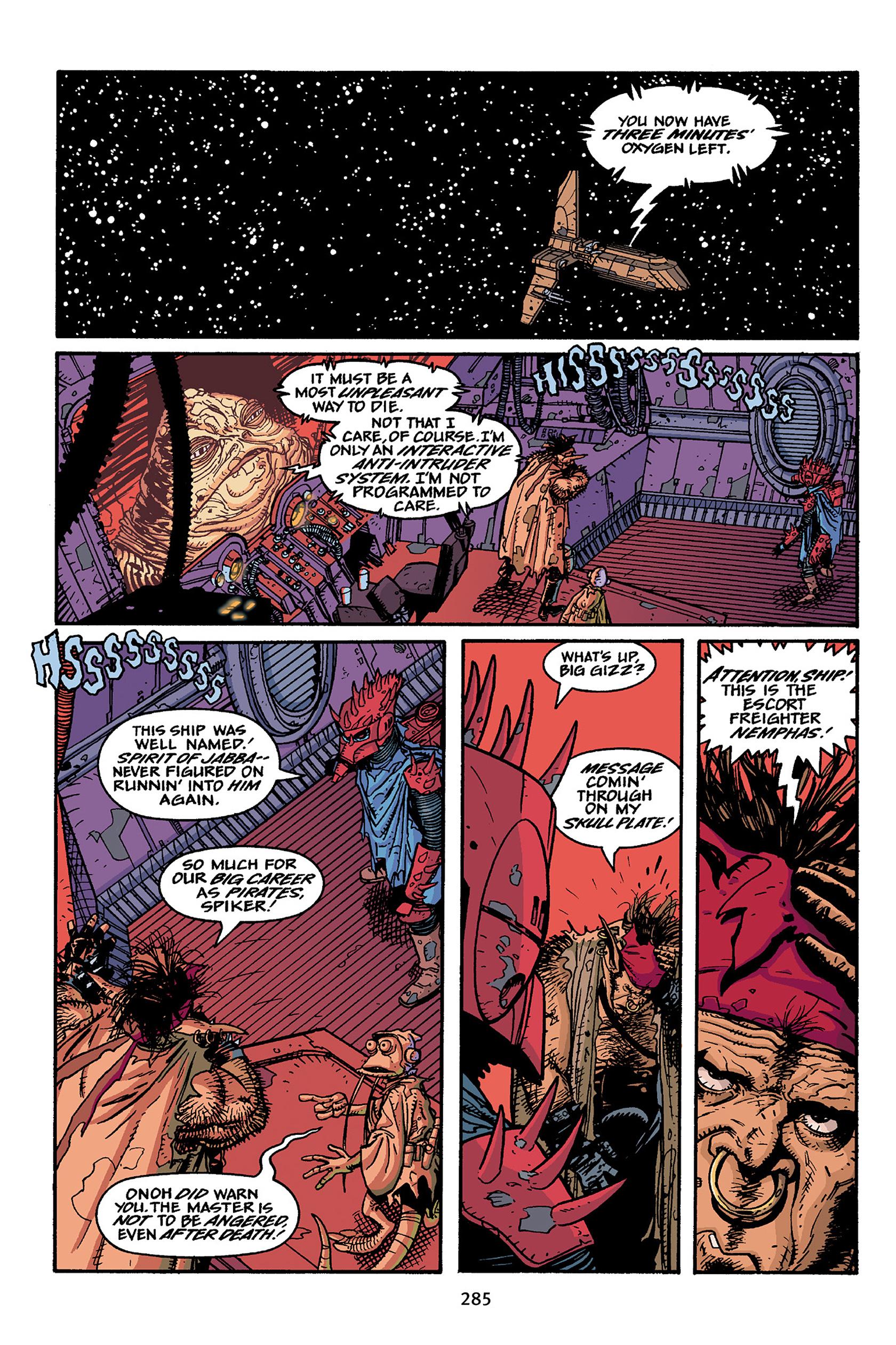 Read online Star Wars Omnibus comic -  Issue # Vol. 30 - 282