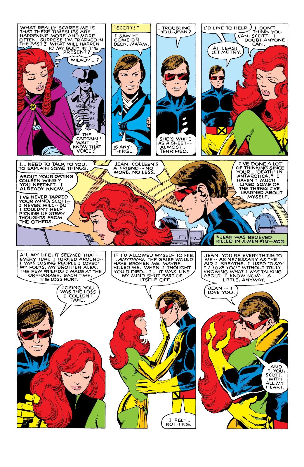 Read online X-Men Milestones: Dark Phoenix Saga comic -  Issue # TPB (Part 1) - 10