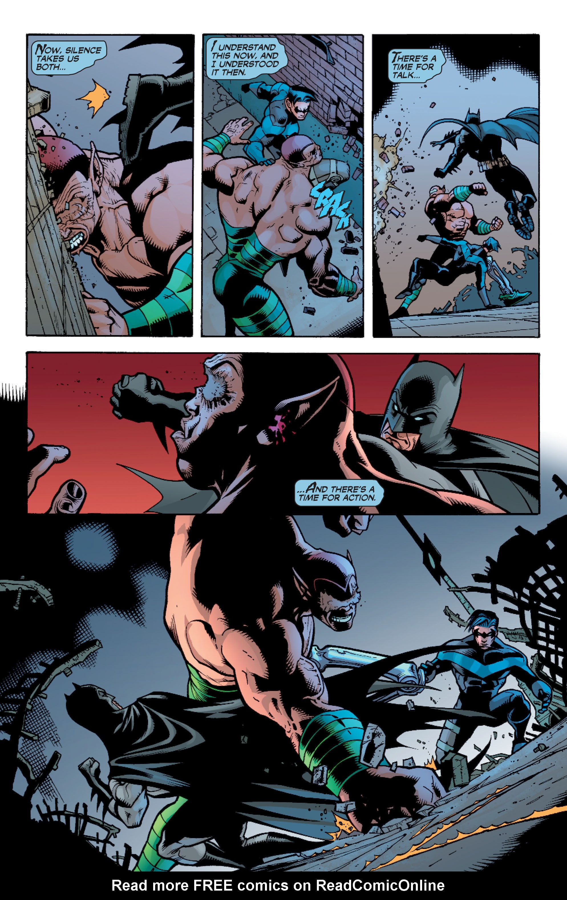 Read online Batman: Under The Red Hood comic -  Issue # Full - 71