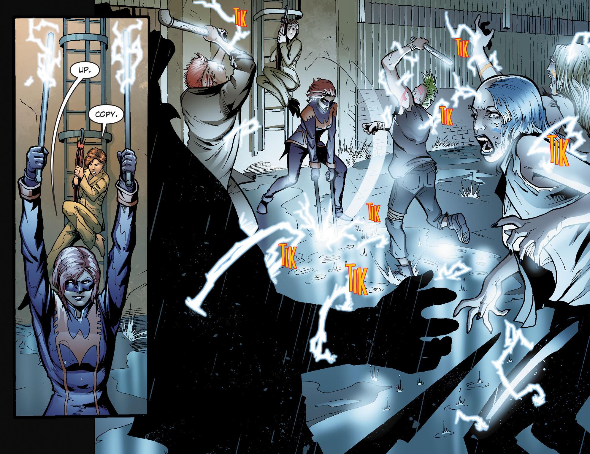 Read online Smallville: Alien comic -  Issue #8 - 10
